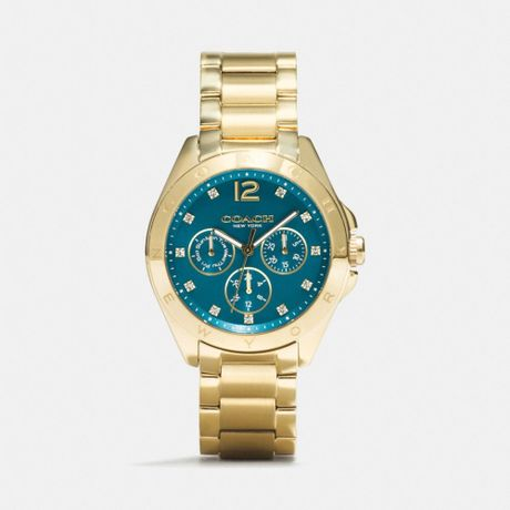 Dial Bracelet Watch Bracelet Watch in Blue