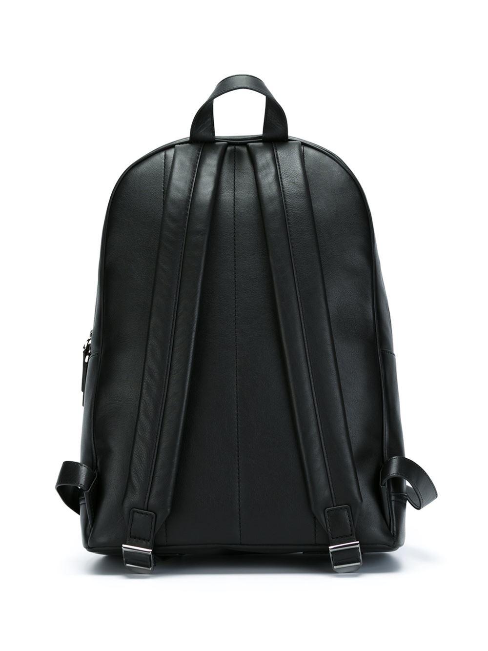5d58851a5021 ... sweden lyst michael kors kent backpack in black for men 8725f 0ff2a