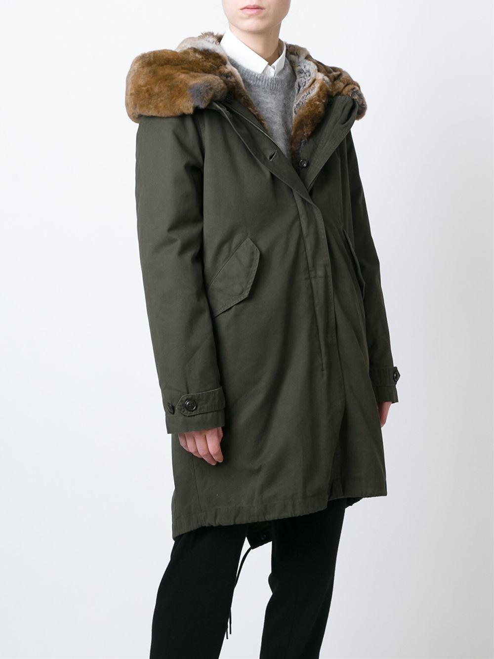 Woolrich Fur Lined Parka