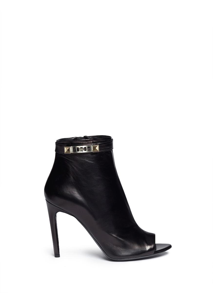 open toe ankle boots - Black Proenza Schouler MqizKABlk0