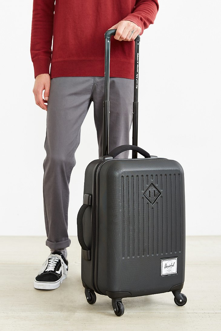 098348bf0c Lyst - Herschel Supply Co. Trade Rolling Hard Shell Suitcase in ...