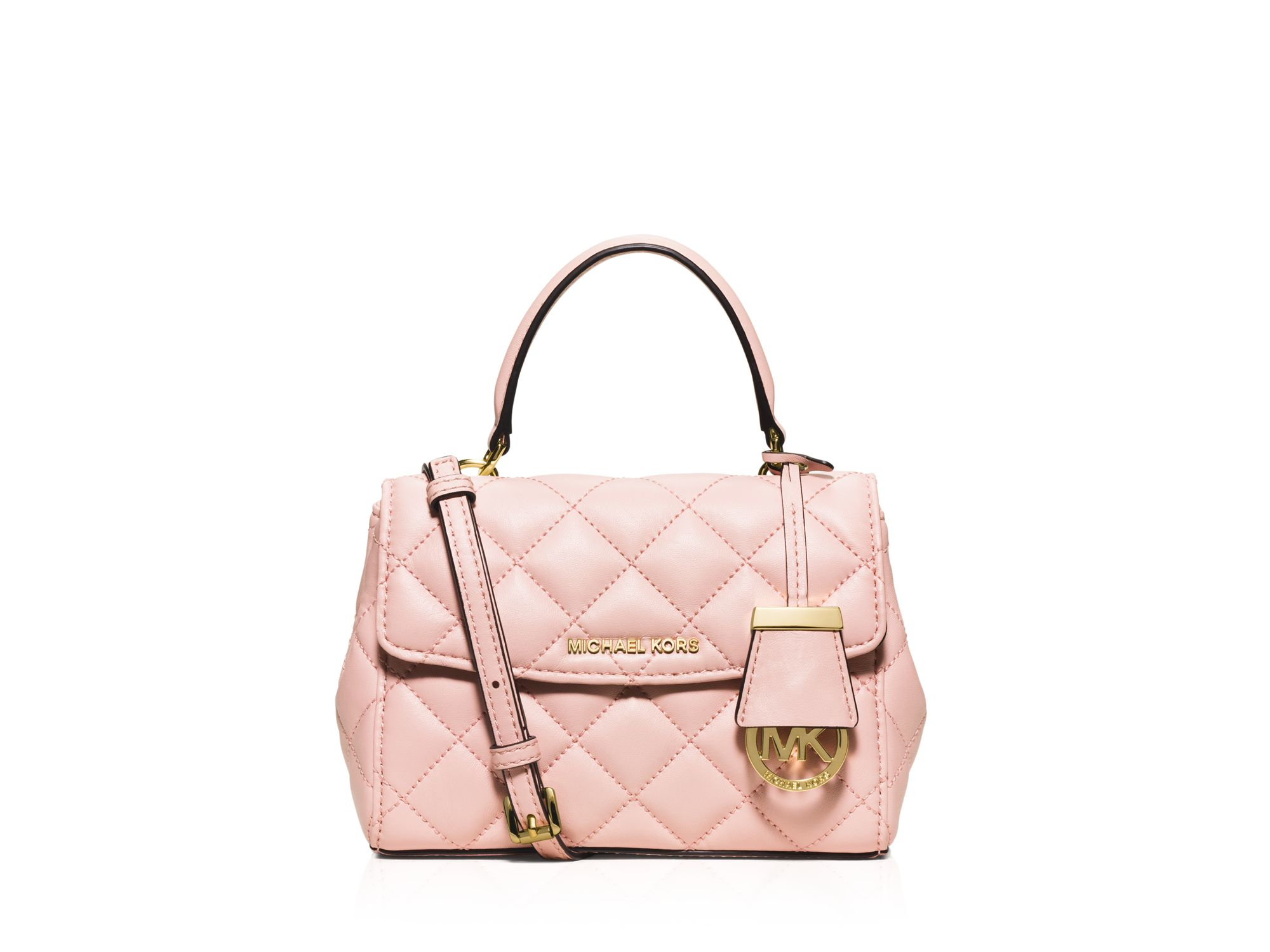 c01419ea7846 Gallery. Previously sold at: Bloomingdale's · Women's Michael Kors Quilted  Bag