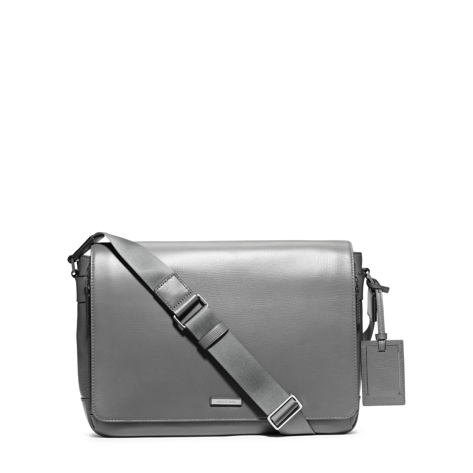 411bb0791046 Michael Kors Men S Harrison Medium Front Zip Briefcase Black Michael Kors  Men S Harrison Small Flight Bag ...