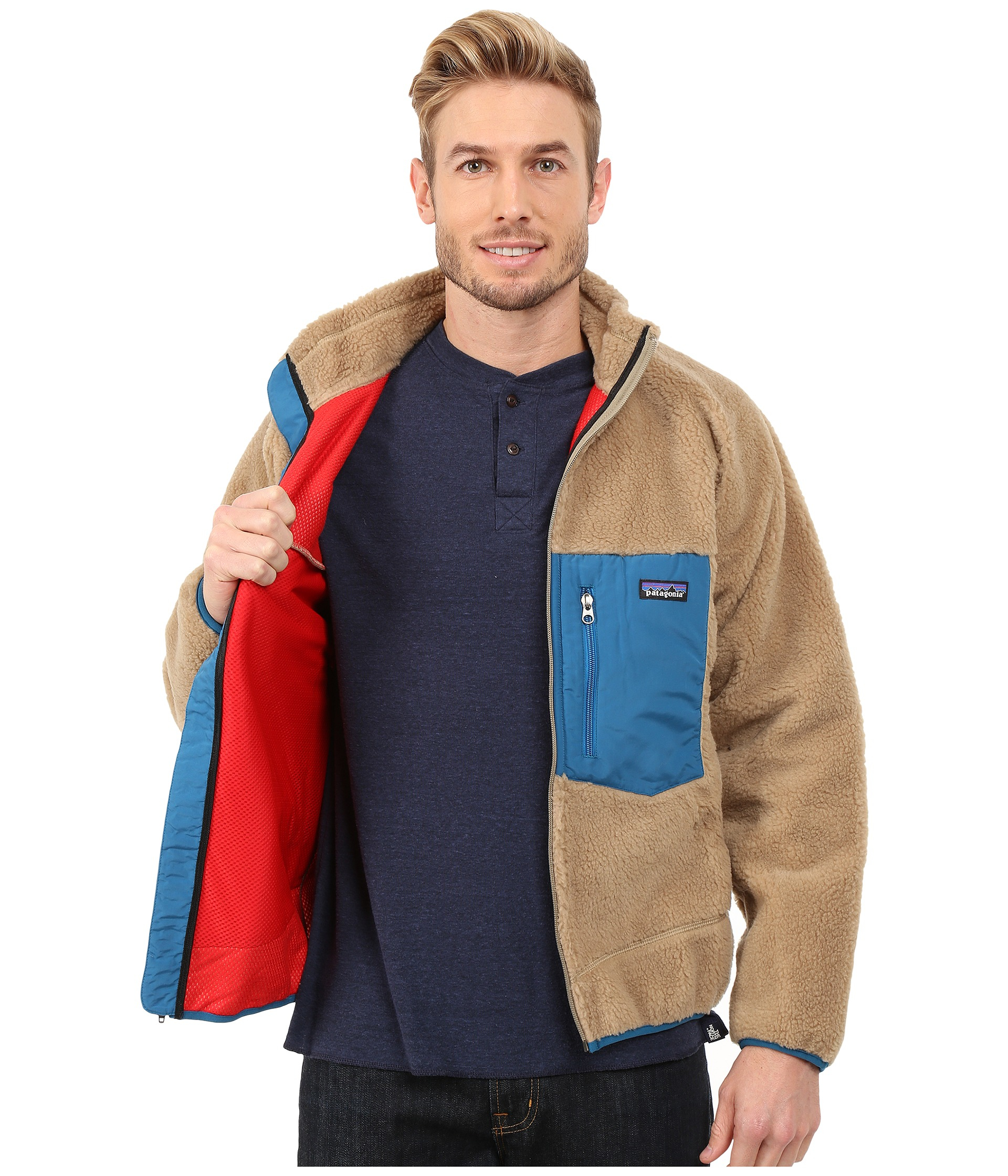 e2c6614a8286 Gallery. Previously sold at  Zappos · Men s Varsity Jackets ...