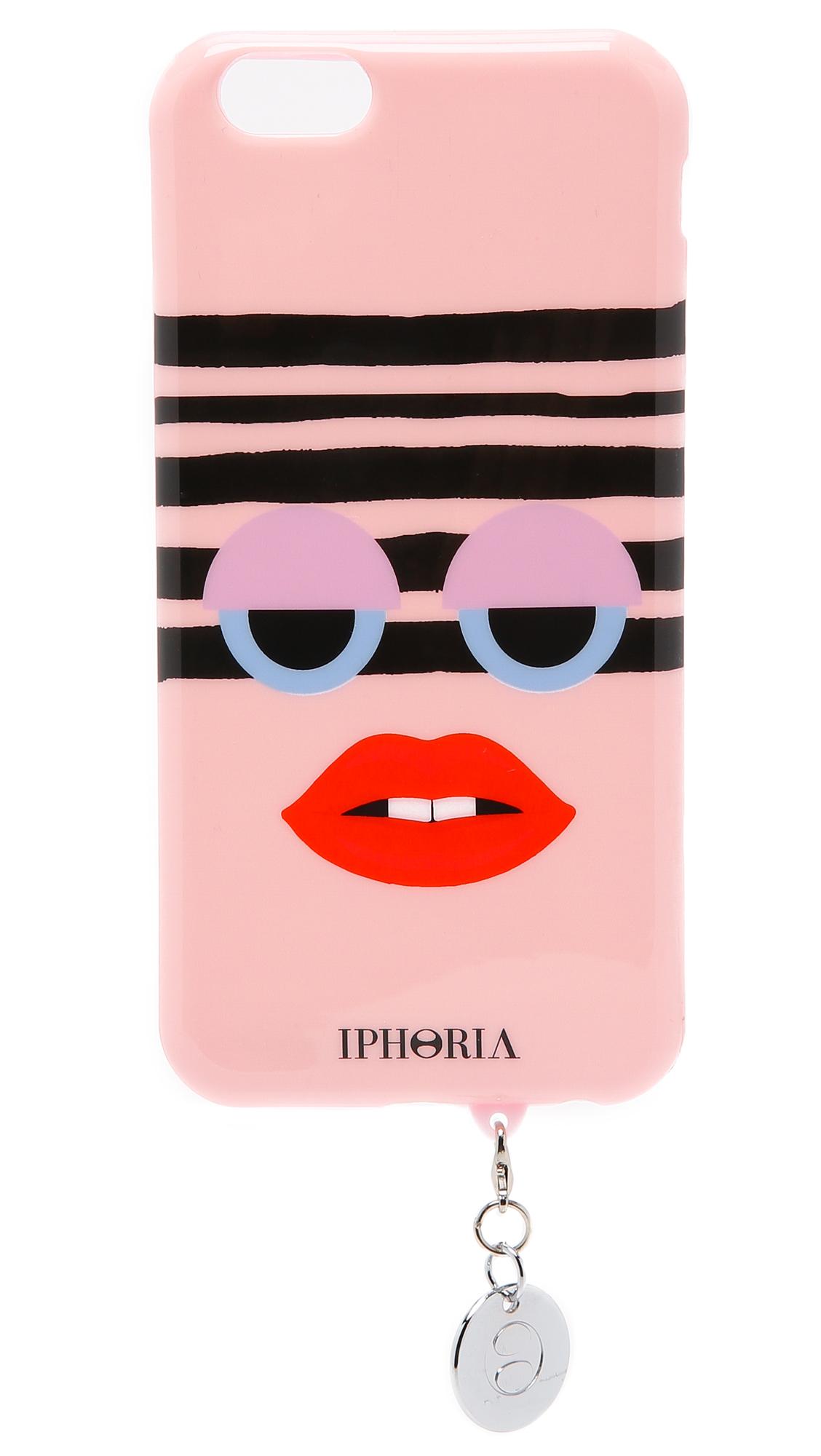 iphoria vortex iphone 6 6s case in pink lyst. Black Bedroom Furniture Sets. Home Design Ideas