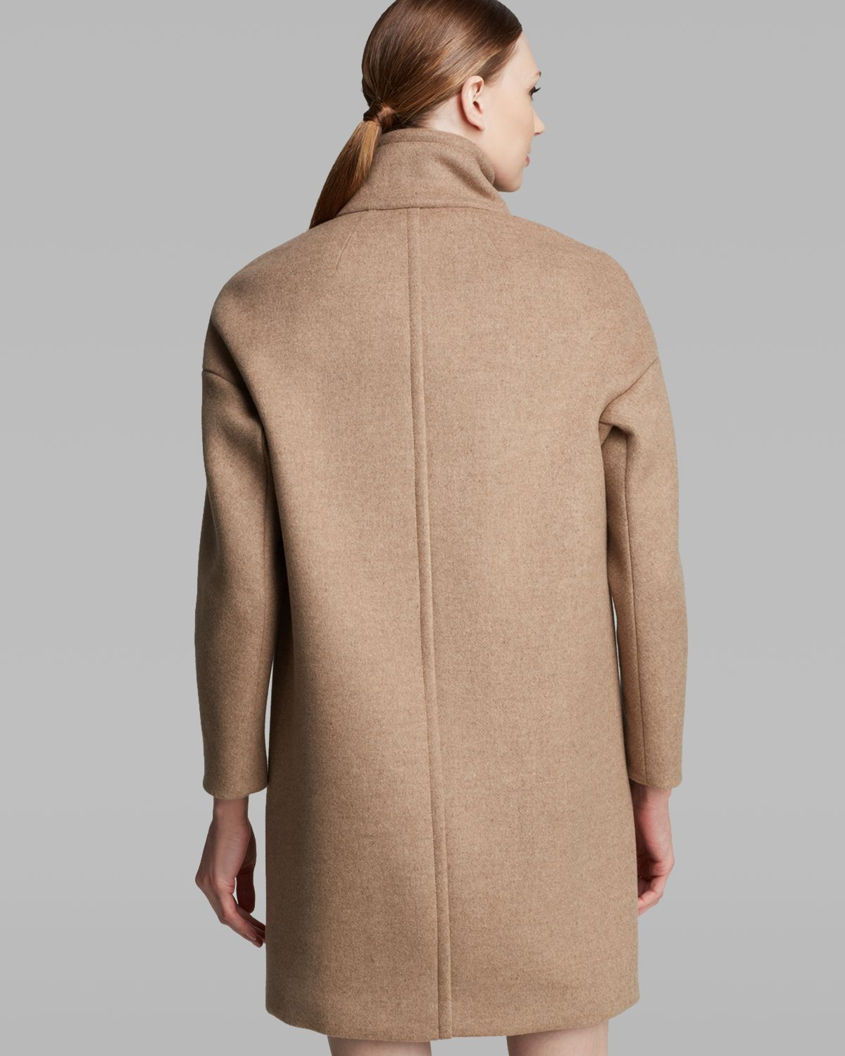 Weekend By Maxmara Coat Ragni In Natural Lyst