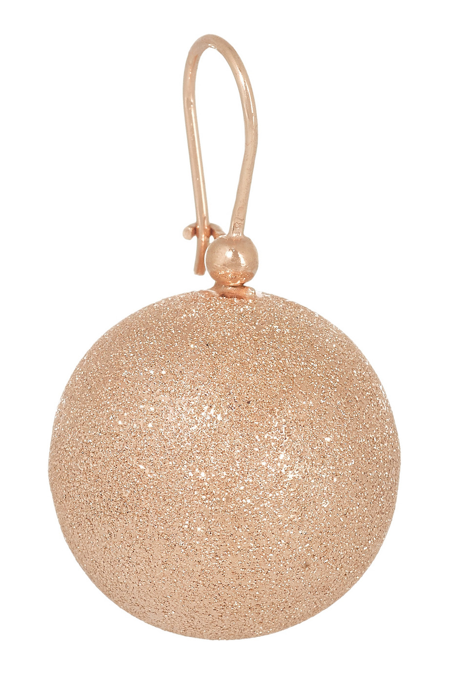 Carolina bucci 18karat rose gold earrings in metallic lyst for Tj maxx jewelry box