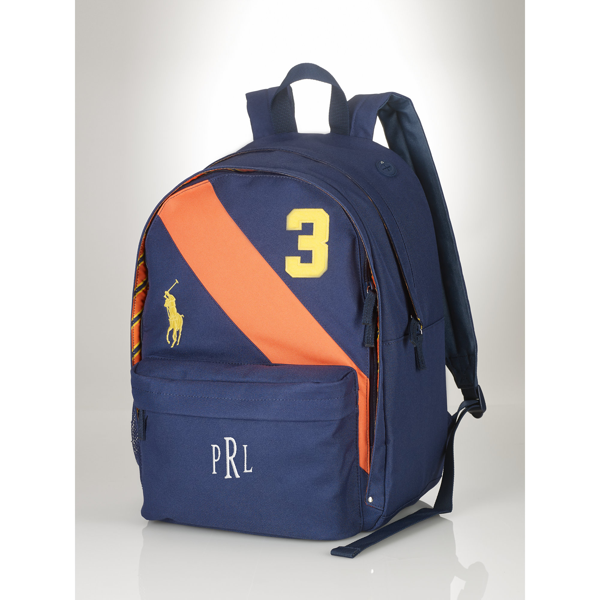 Polo Navy Banner Stripe Ii Backpack 950078 For Kids In Saudi 0075895a0c