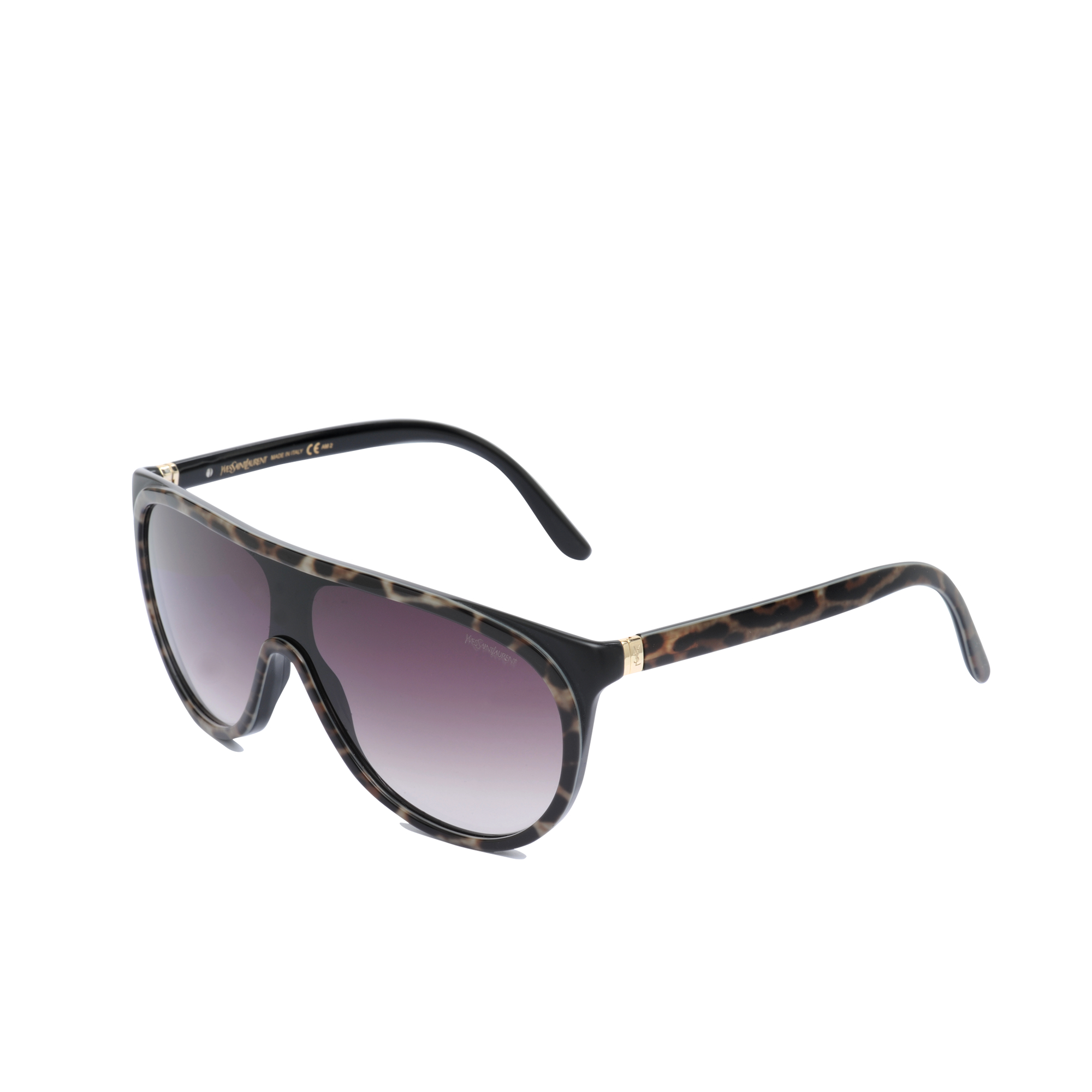 af3d0a84c7 Saint Laurent Sunglasses Ysl 2341 S in Brown - Lyst