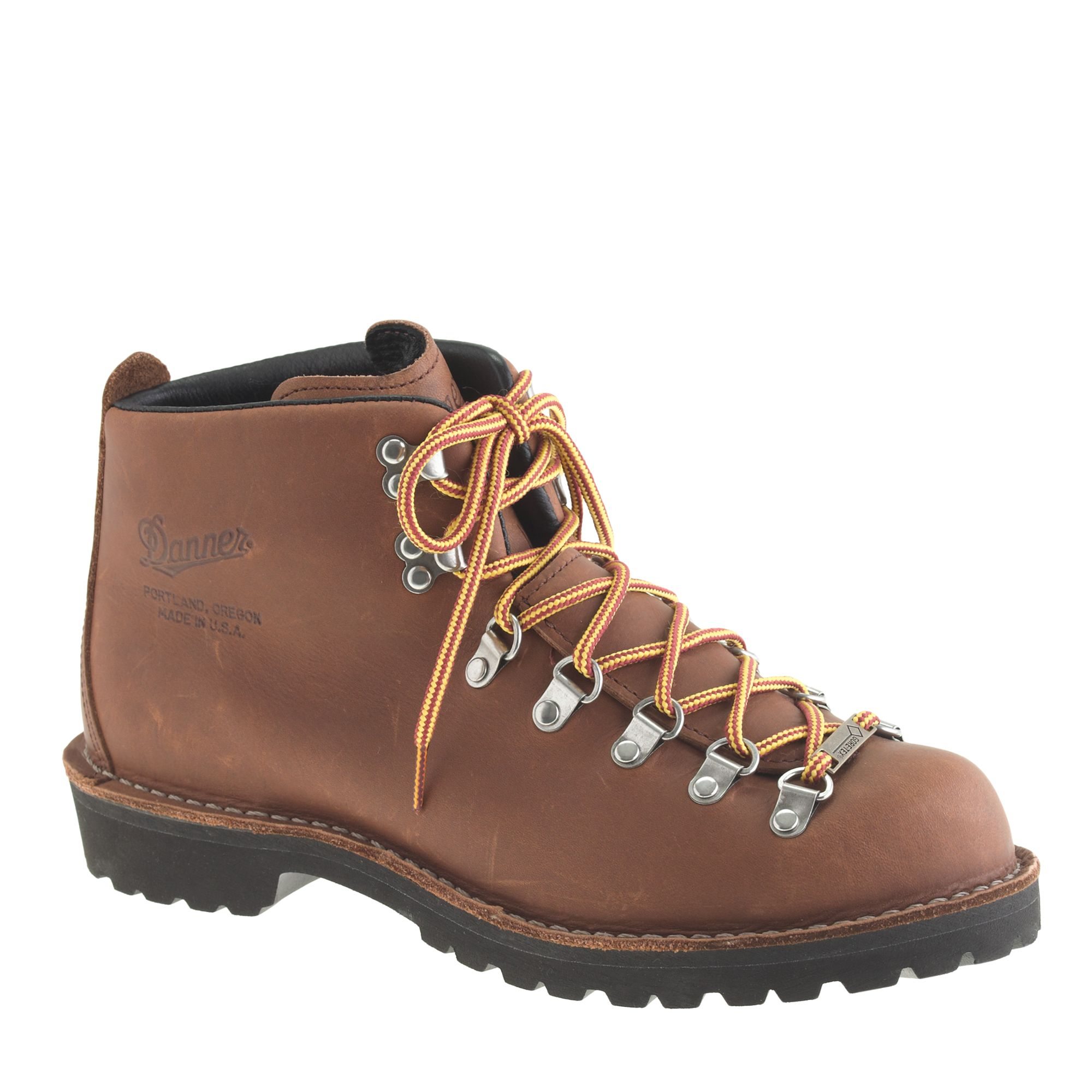 J Crew Danner For J Crew Light Timber Boots In Brown For