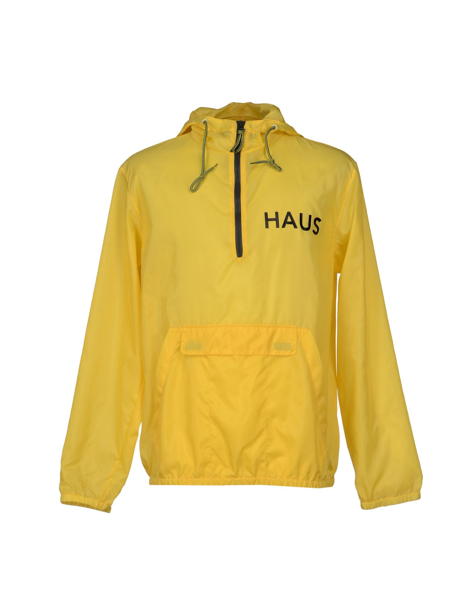 Haus By Golden Goose Deluxe Brand Jacket In Yellow For Men