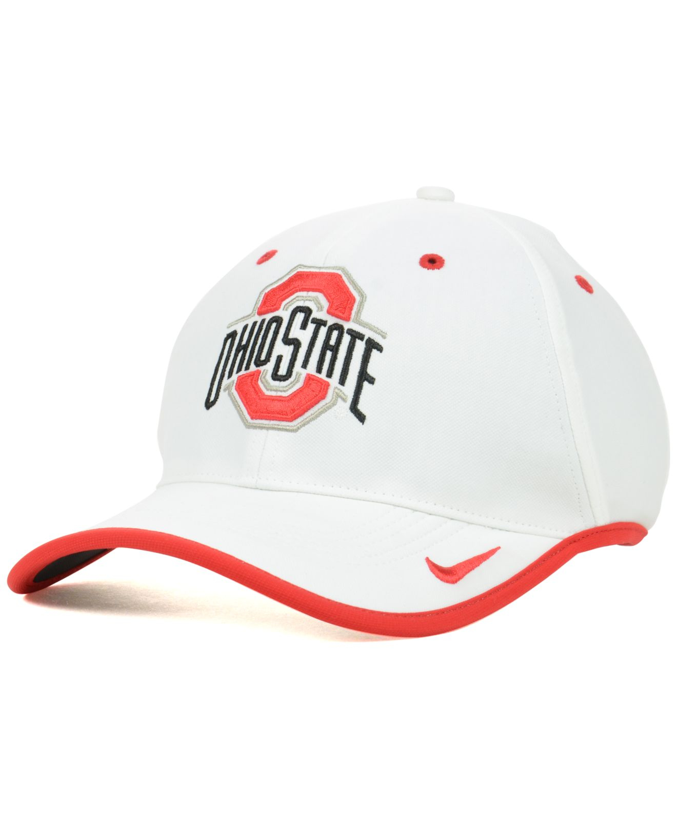 c813703b816 ... 50% off lyst nike ohio state buckeyes coaches dri fit cap in orange for  men