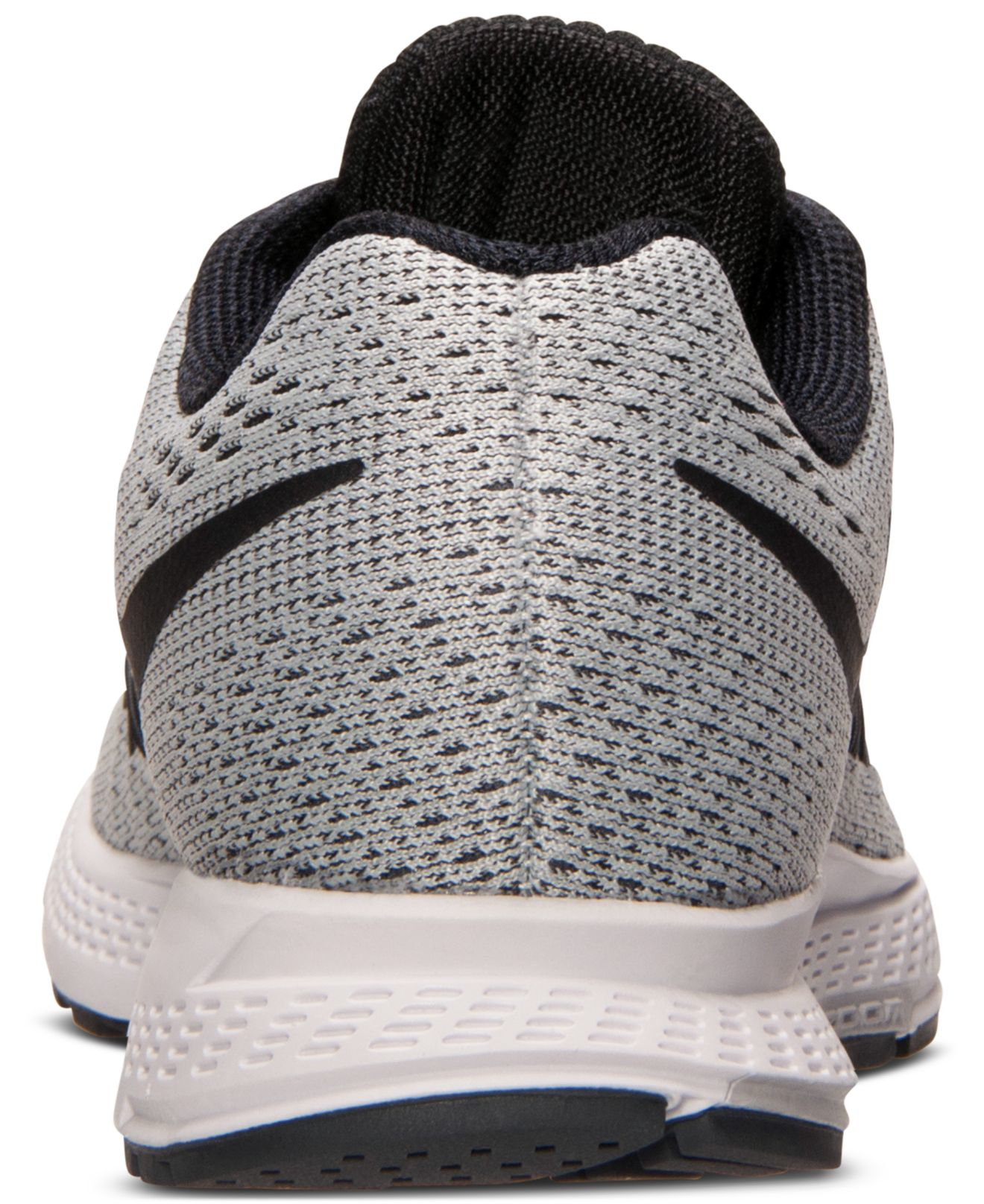 3b31b303ed3 ... closeout lyst nike womens zoom pegasus 32 running sneakers from finish  line in gray 98675 19634