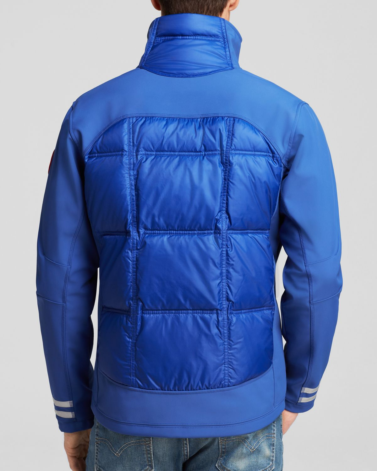 Canada Goose coats sale price - Canada goose Hybridge Jacket in Blue for Men (Pacific Blue) | Lyst