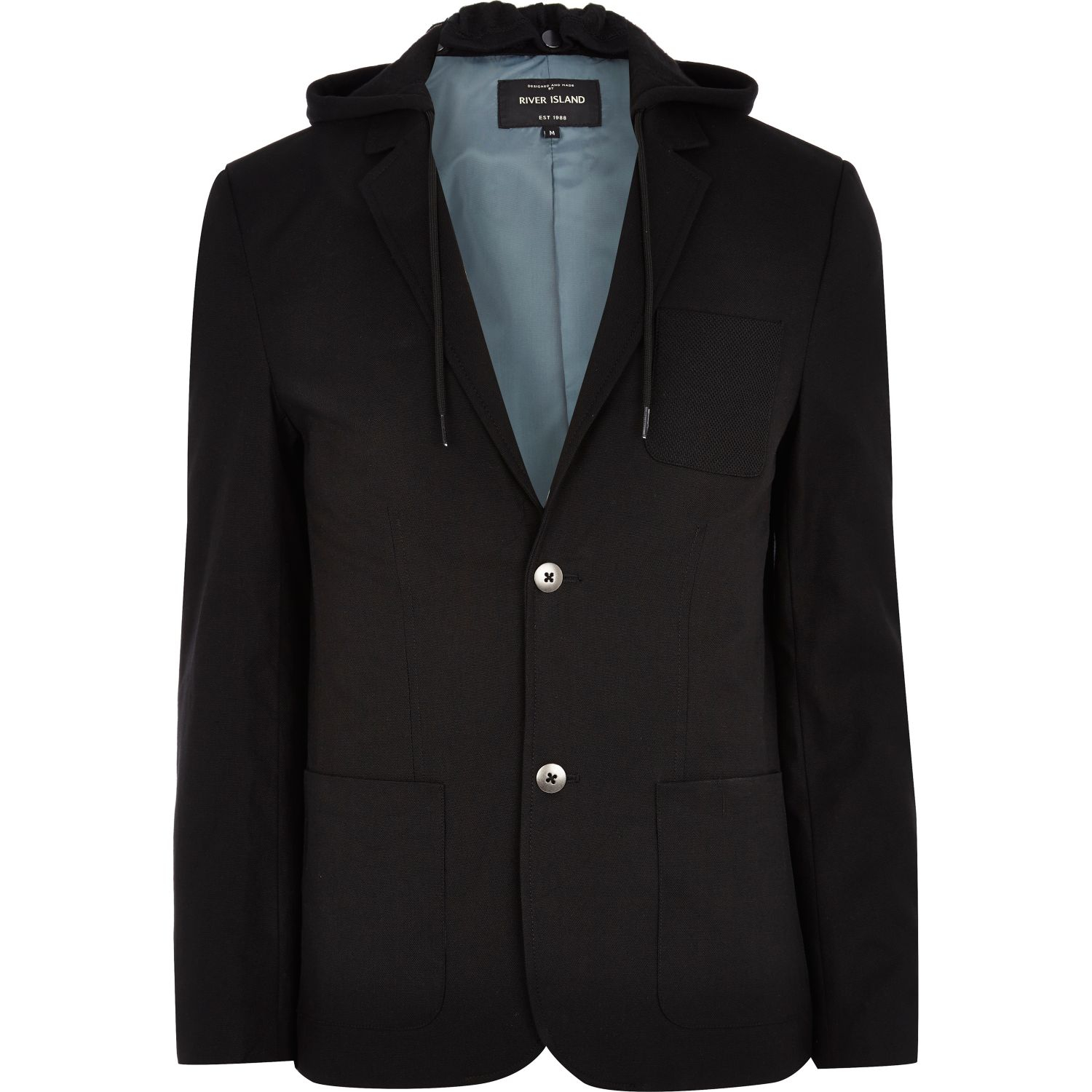 Blazers And Jackets: Hooded Blazers On Pinterest