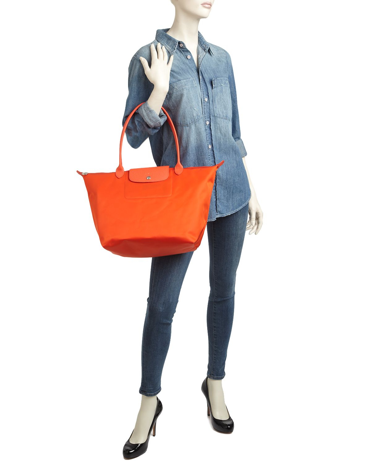 Gallery. Previously sold at  Bloomingdale s · Women s Longchamp Neo ... 1d83886fe9