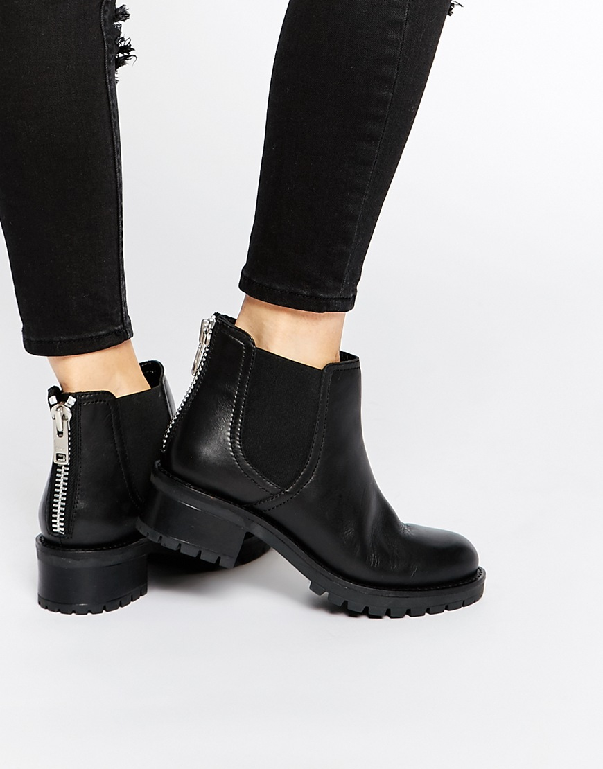 Binkie Leather Chelsea Boots - Black Faith Wide Range Of Cheap Online Vp05JXCcX