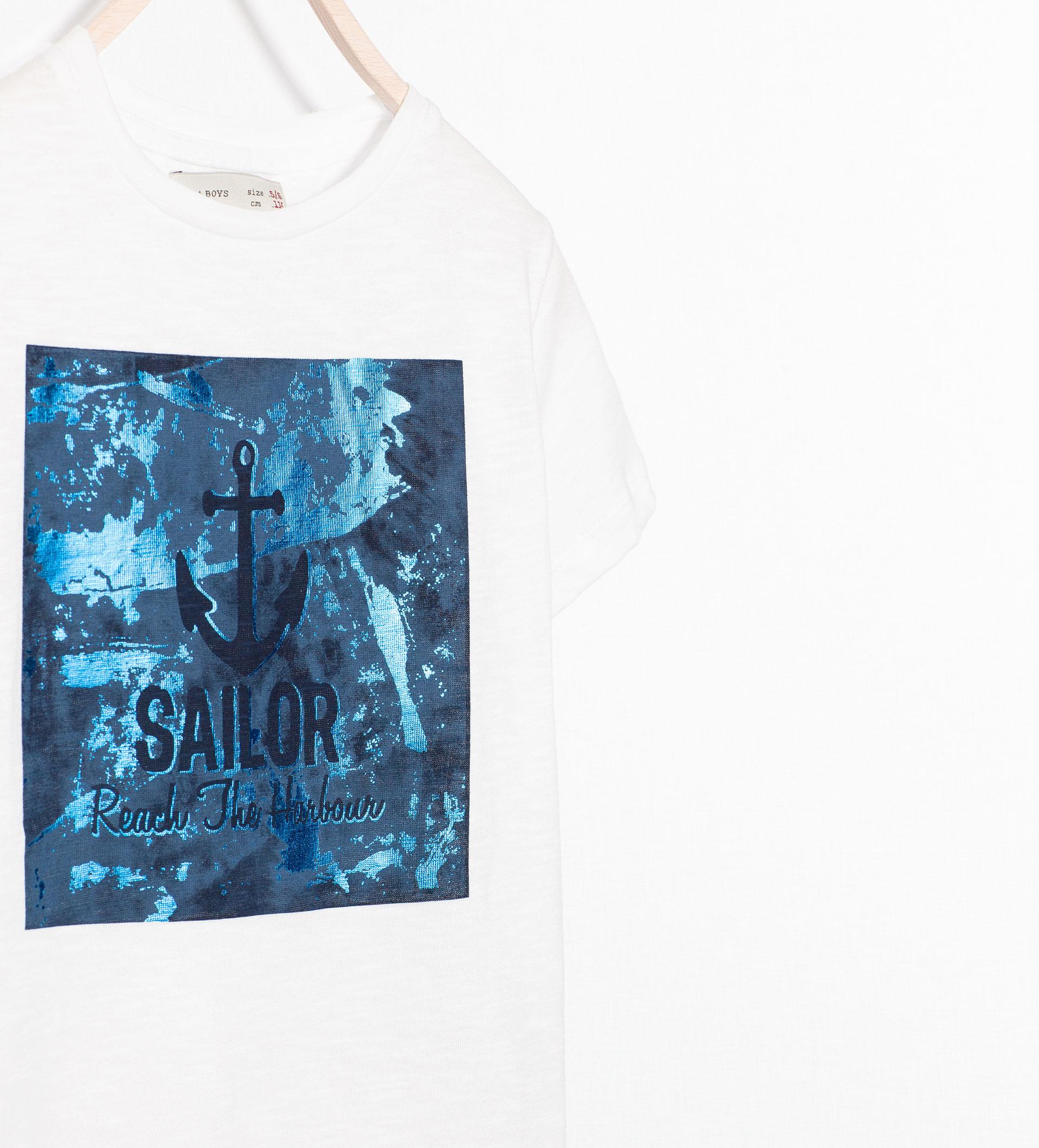 Zara Shiny Print Blouse 50