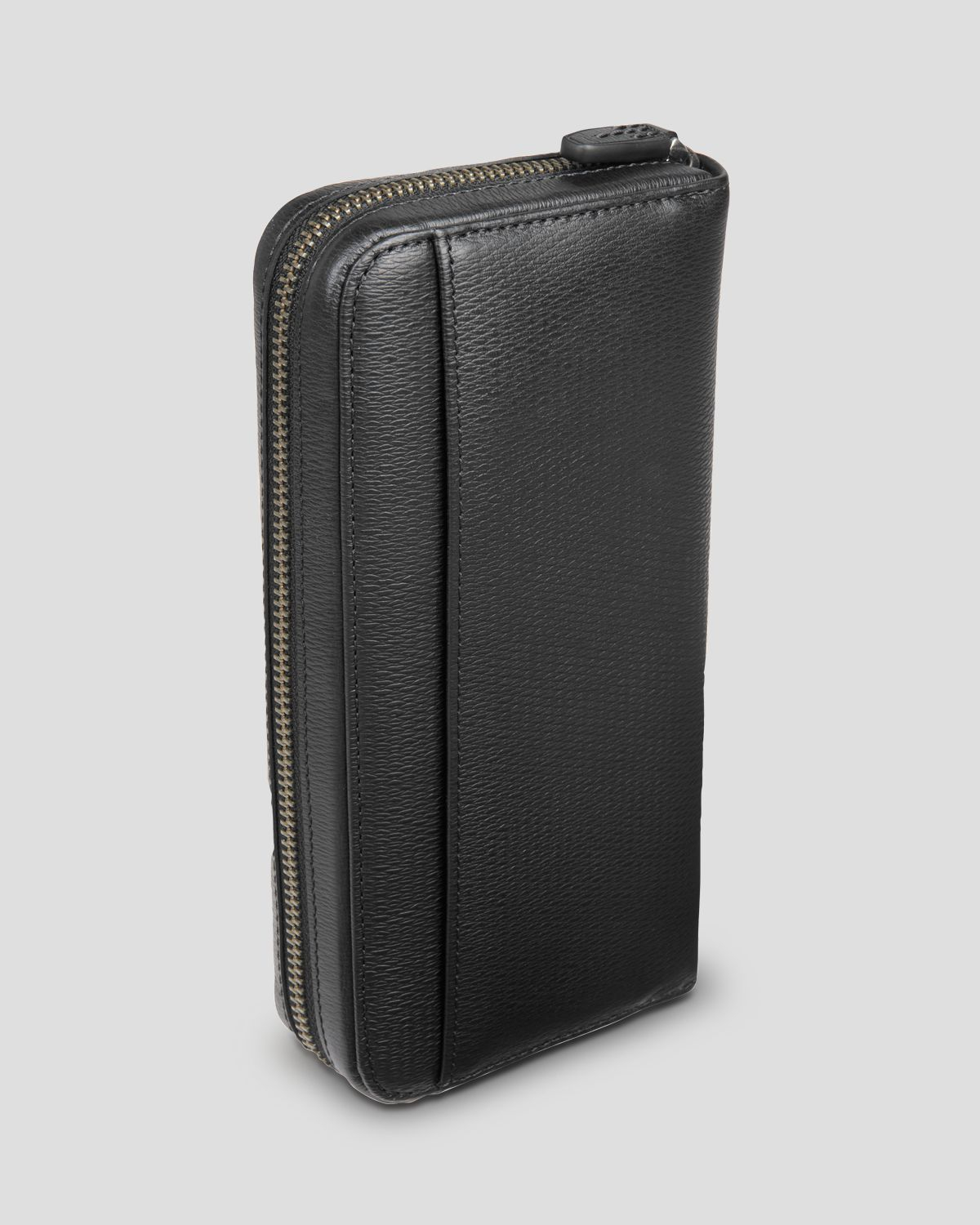 Lyst - Tumi Monaco Large Zip Around Travel Wallet in Black for Men