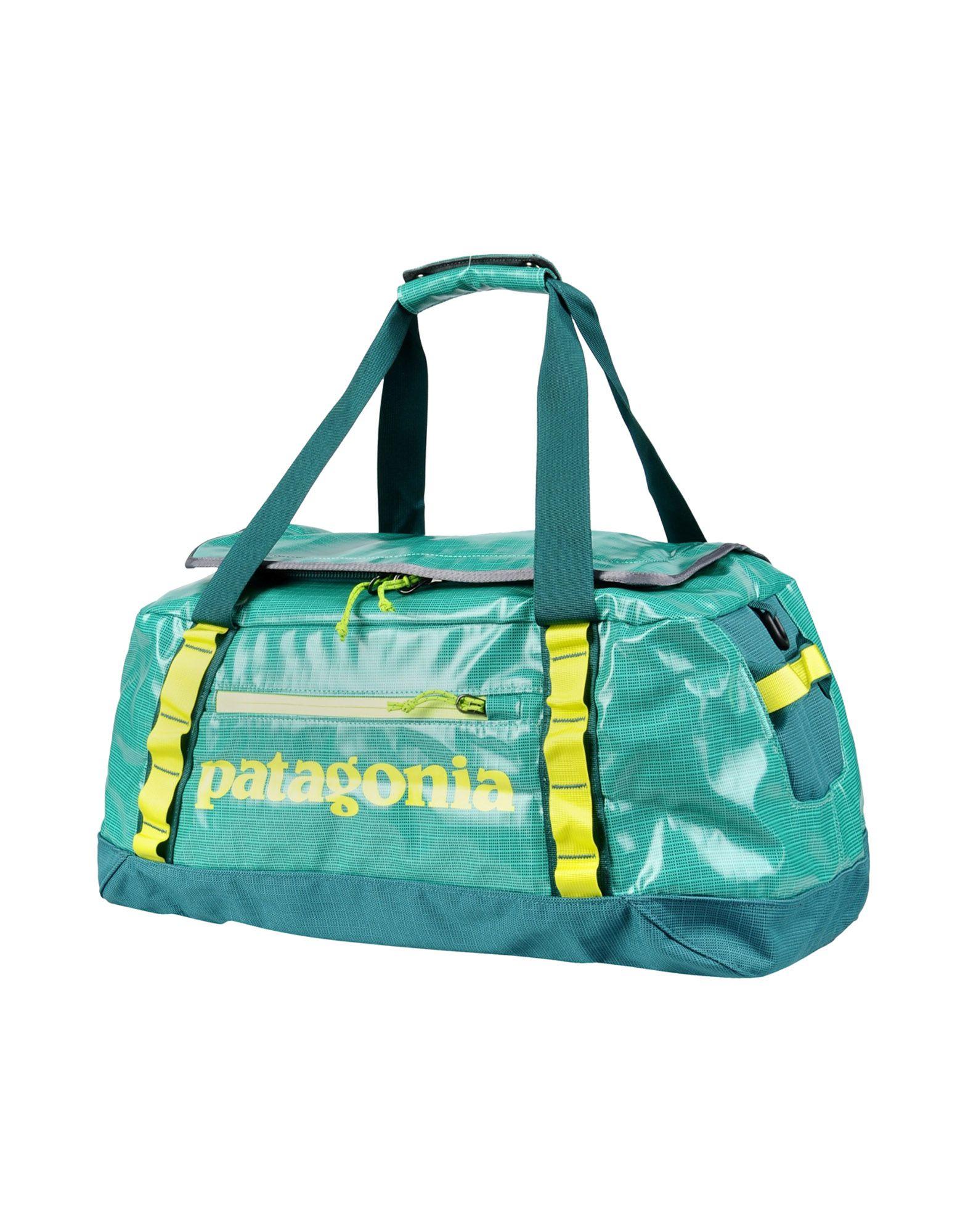 bc5381e60f65 Lyst - Patagonia Travel   Duffel Bag in Green for Men