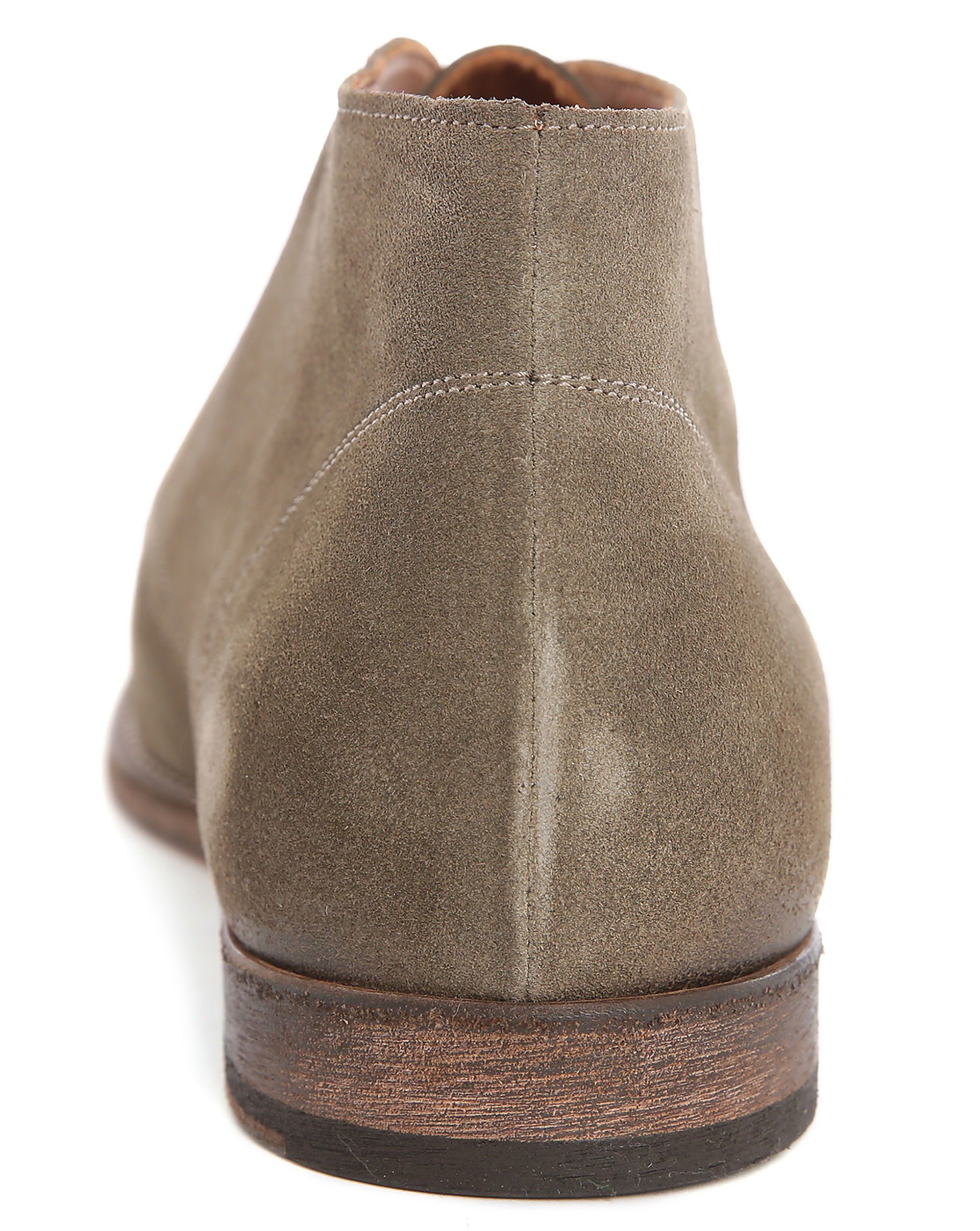 Anthology taupe suede chukka in brown for men lyst Sdb chocolat taupe