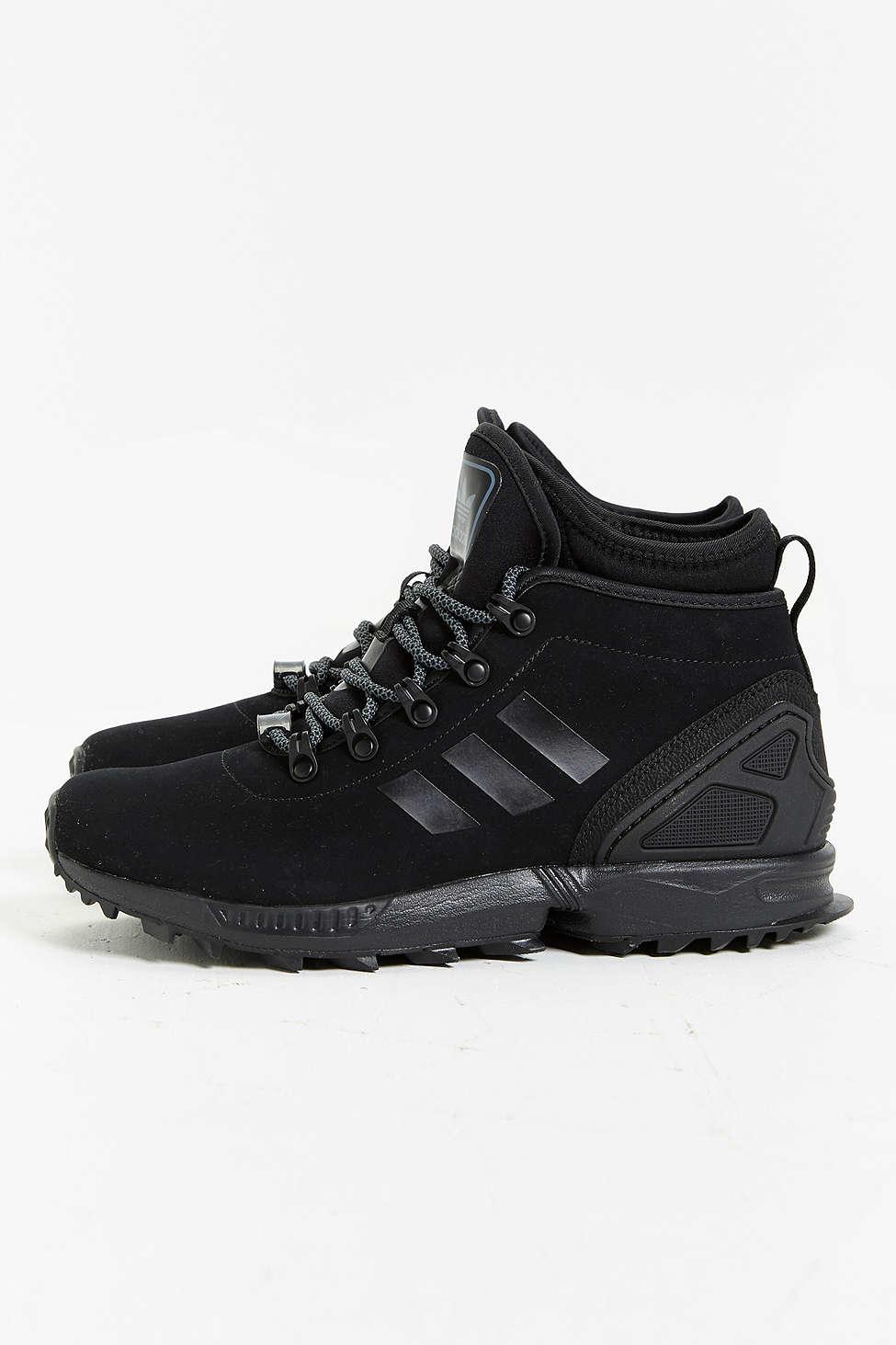 Adidas Zx Flux Nubuck Sneakerboot