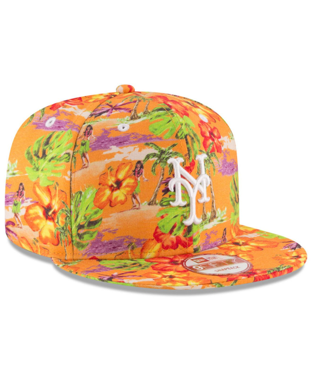 official photos 38a21 e1db0 ... sweden lyst ktz new york mets spring time 9fifty cap in brown 31be2  6e8ed