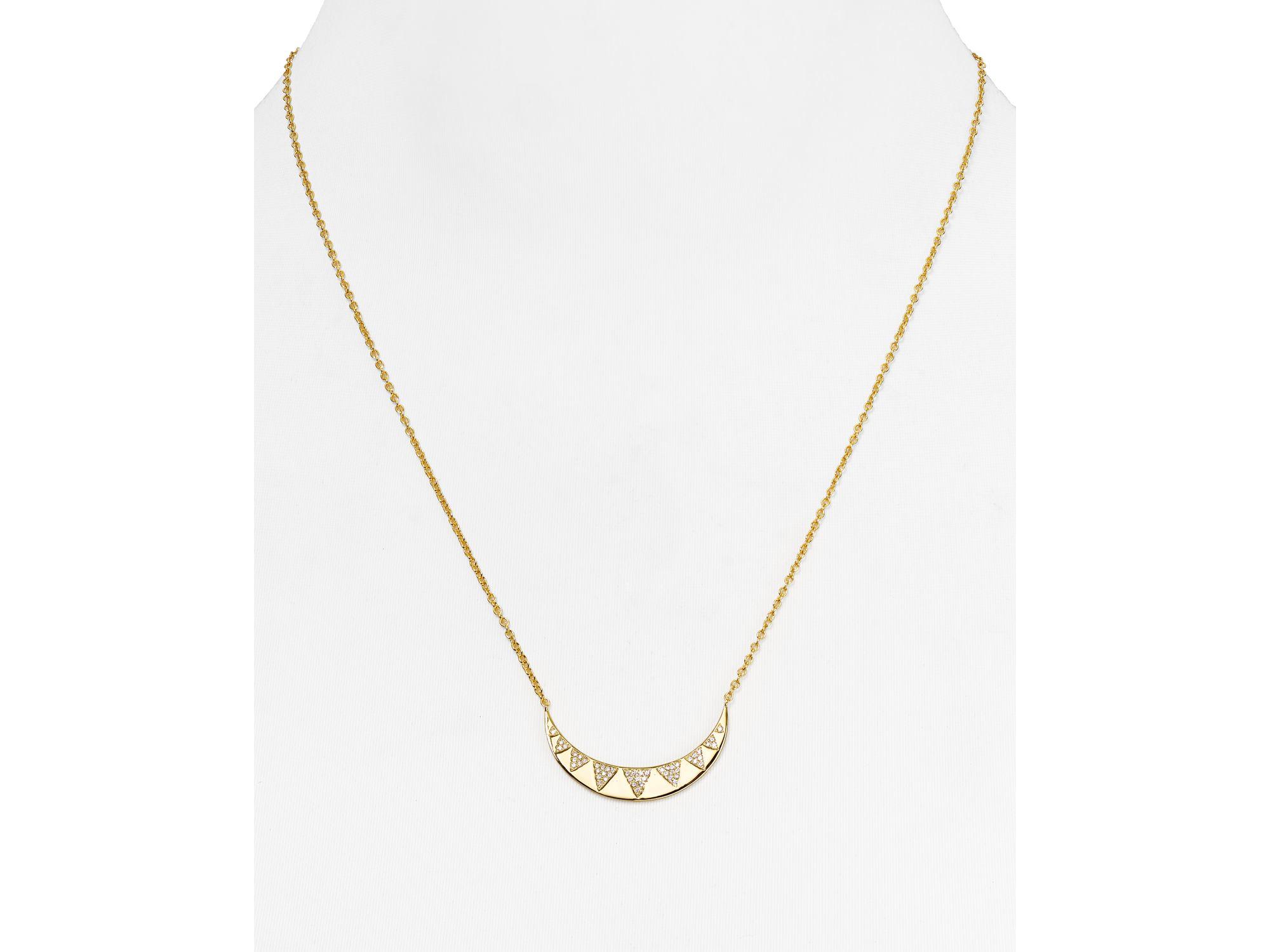 Gorjana Shimmer Layered Five-Chain Necklace JKArqMGhPr