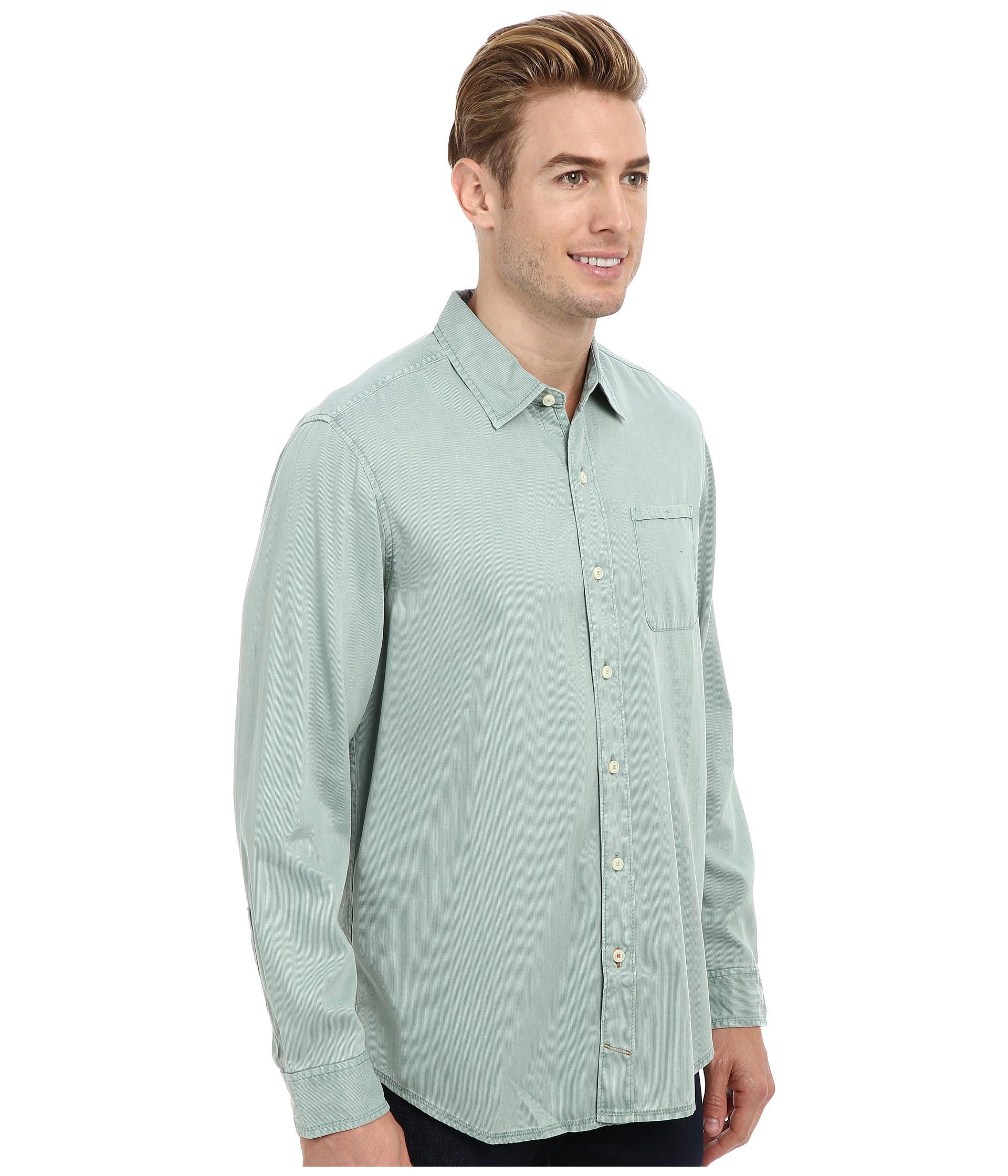 Tommy bahama island modern fit coastline cruiser ls shirt for Tommy bahama christmas shirt 2014