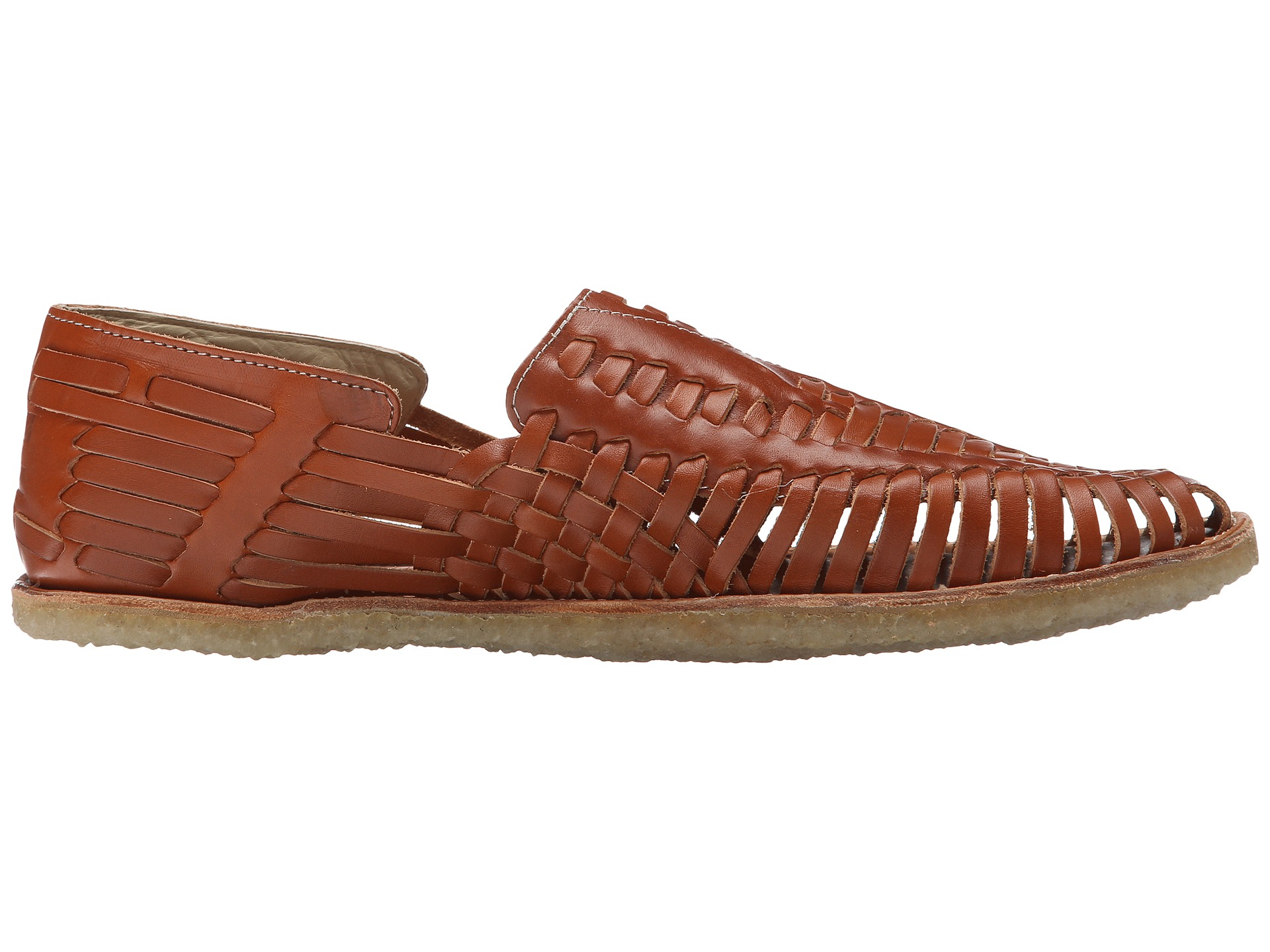 Toms Huarache Slip On In Brown For Men Lyst
