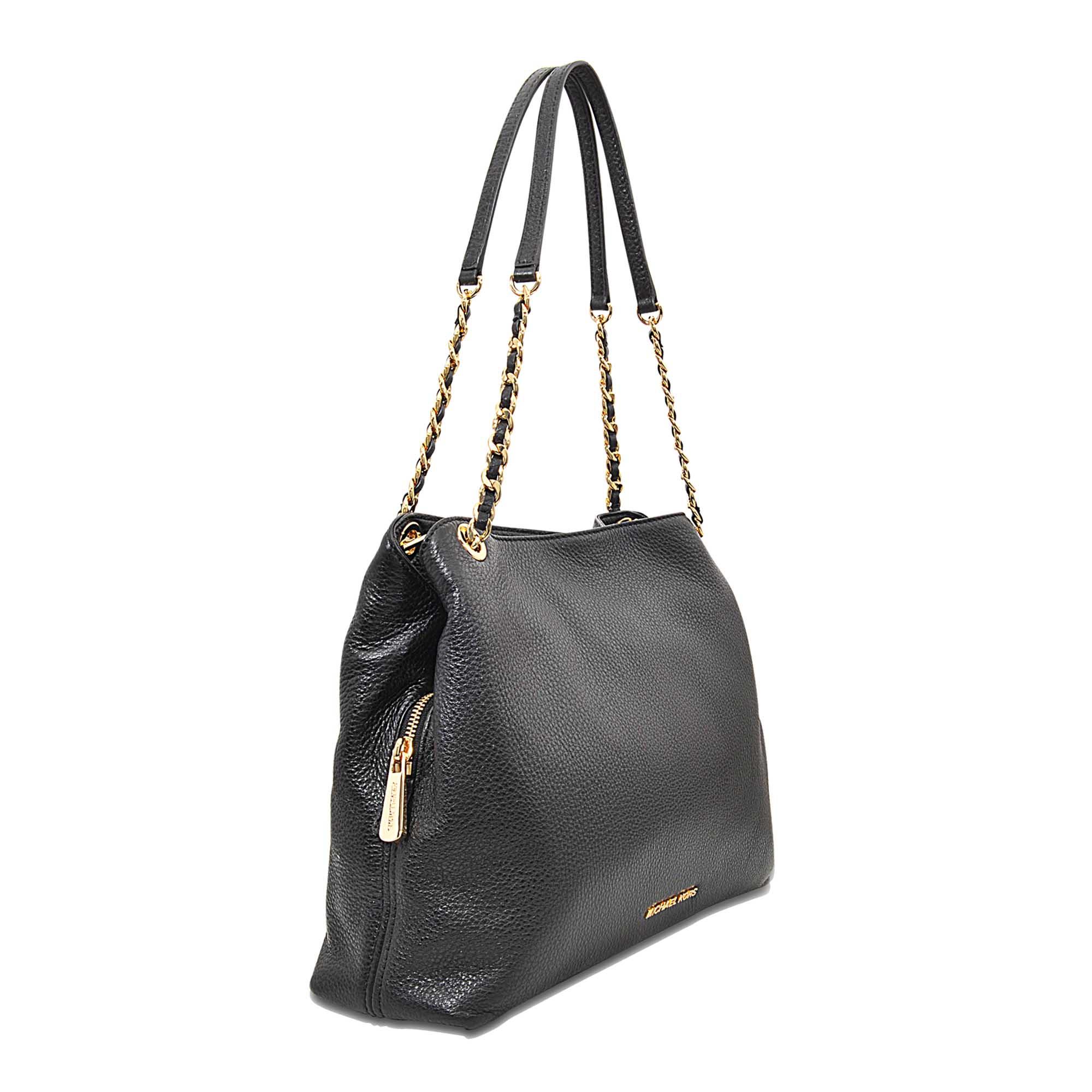 edc11471cd0341 446b3 44210; cheapest lyst michael michael kors jet set chain item lg chain  shoulder bag 760e3 6abc0