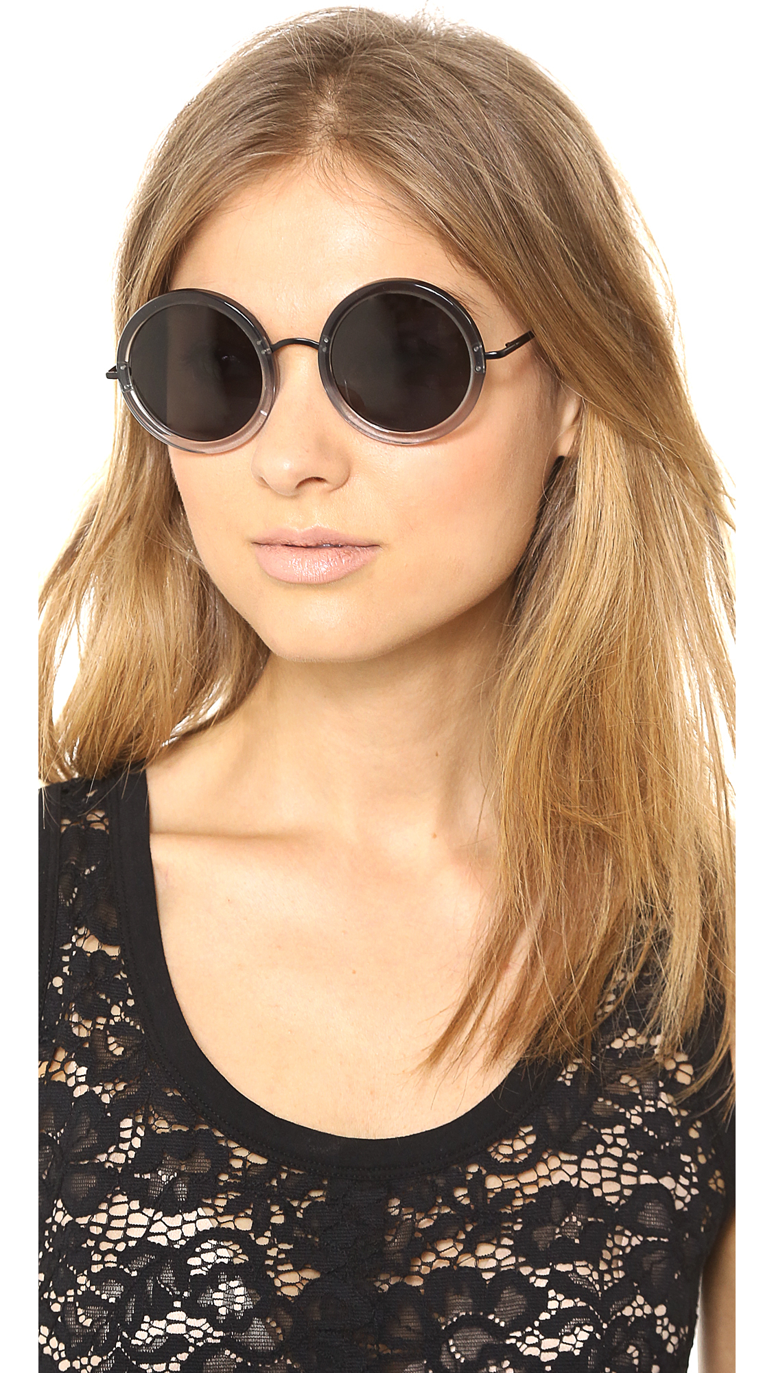 The Row Round Sunglasses The Best Sunglasses
