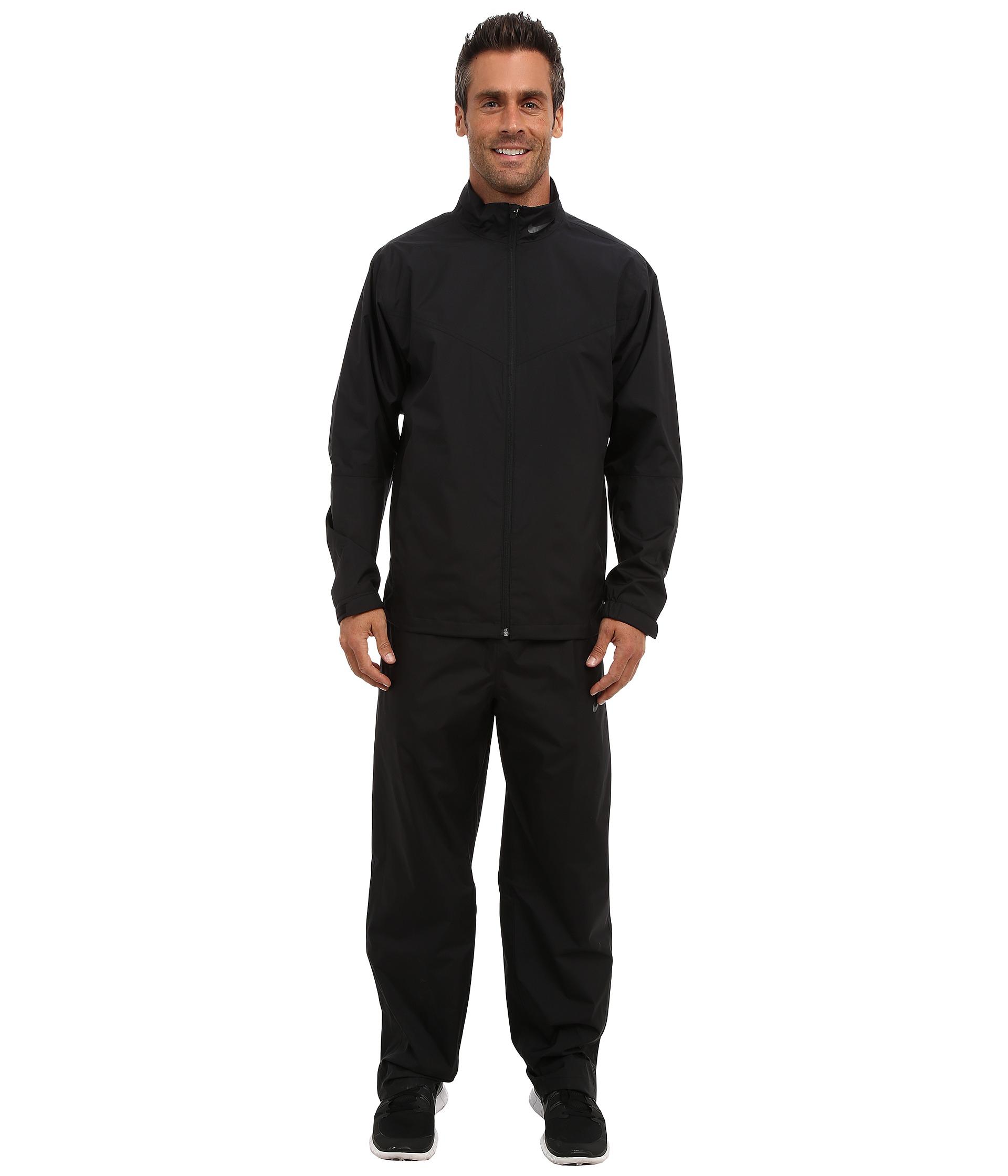 Lyst - Nike New Storm-fit Rain Suit in Black for Men ba177ec431e9