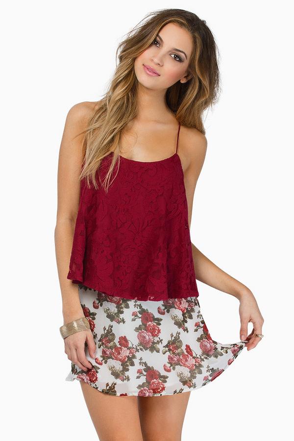 Women clothing stores. Clothing stores like tobi