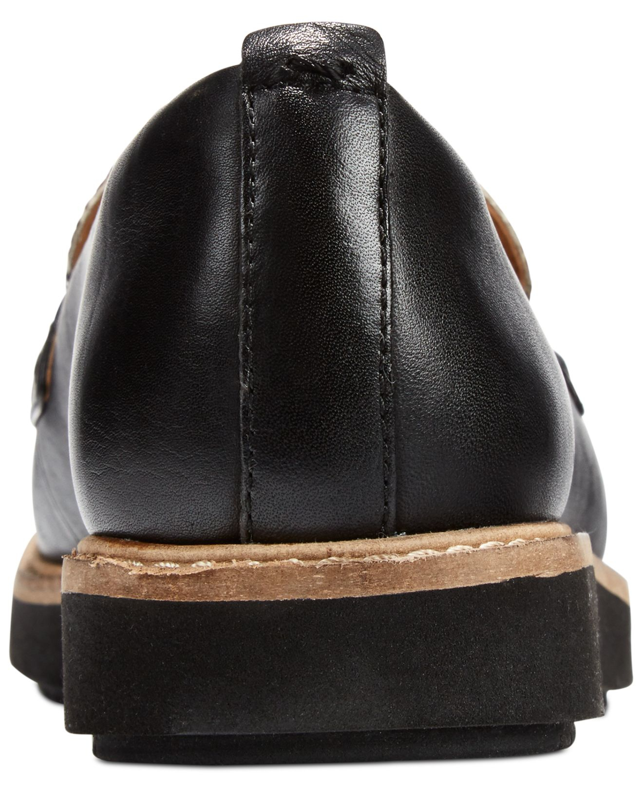 a44150b16f8 Lyst - Clarks Artisan Women s Glick Avalee Flats in Black