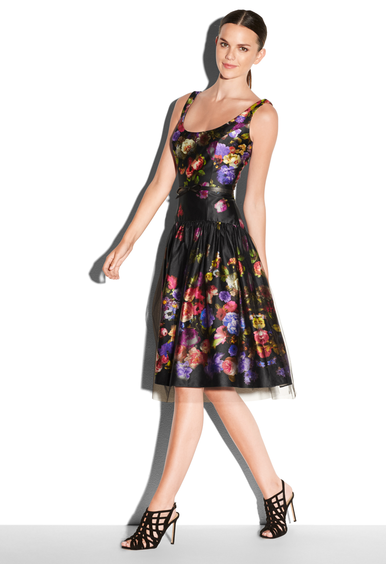 Milly Natalie Cocktail Dress  Lyst