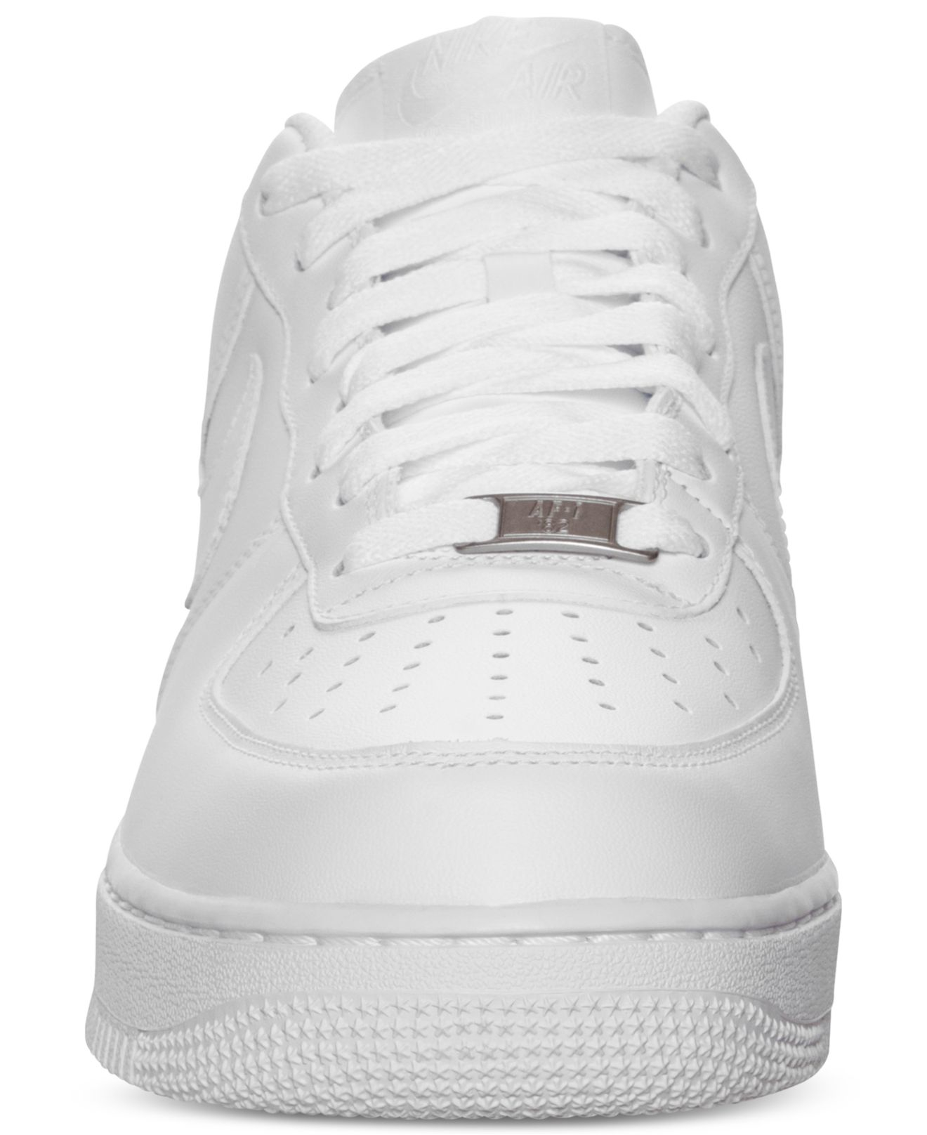 Lyst - Nike Men s Air Force 1 Low Casual Sneakers From Finish Line ... 276bbb0bdfdc