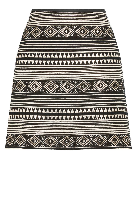 1f47d3677a8e Oasis Jacquard Marley Mini Skirt - Lyst