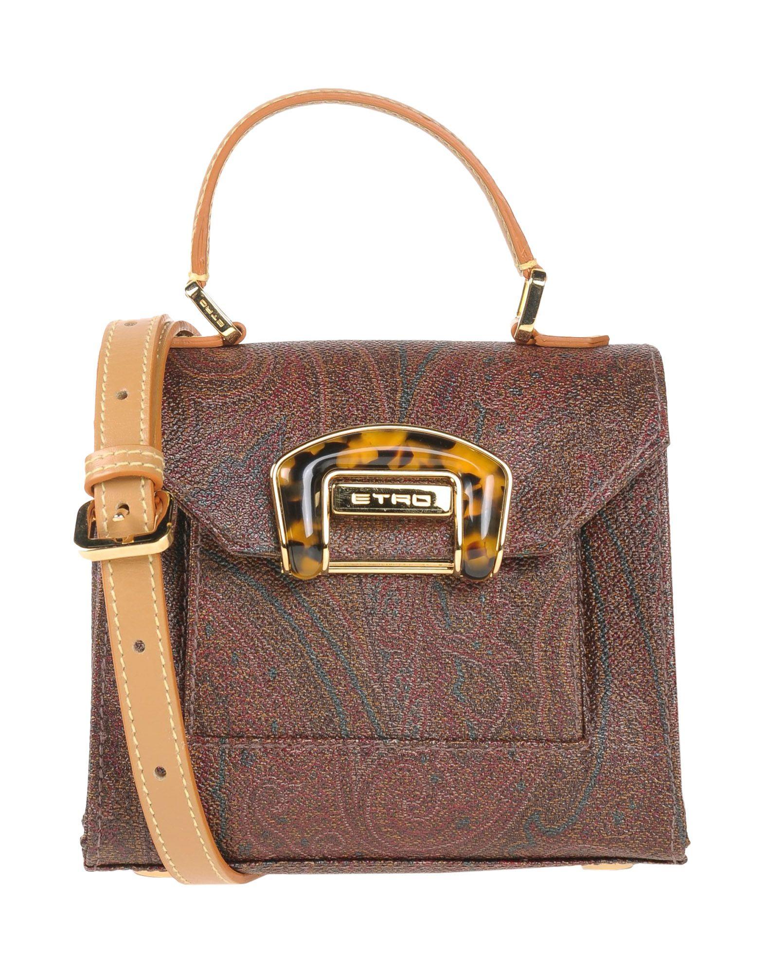 05199477f6f86 Lyst - Etro Handbag in Purple