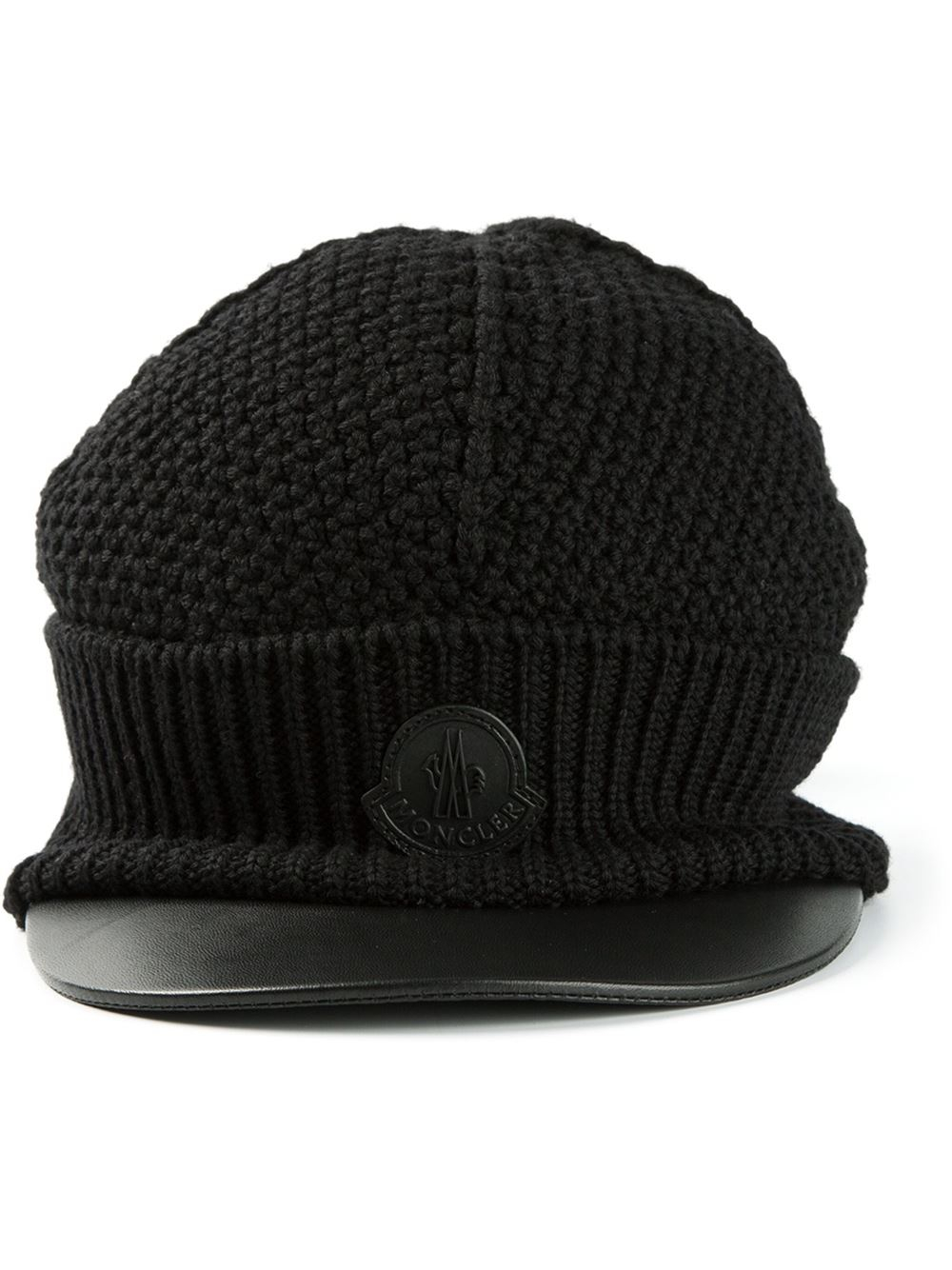 5b8ede7f18f moncler chunky knit hat