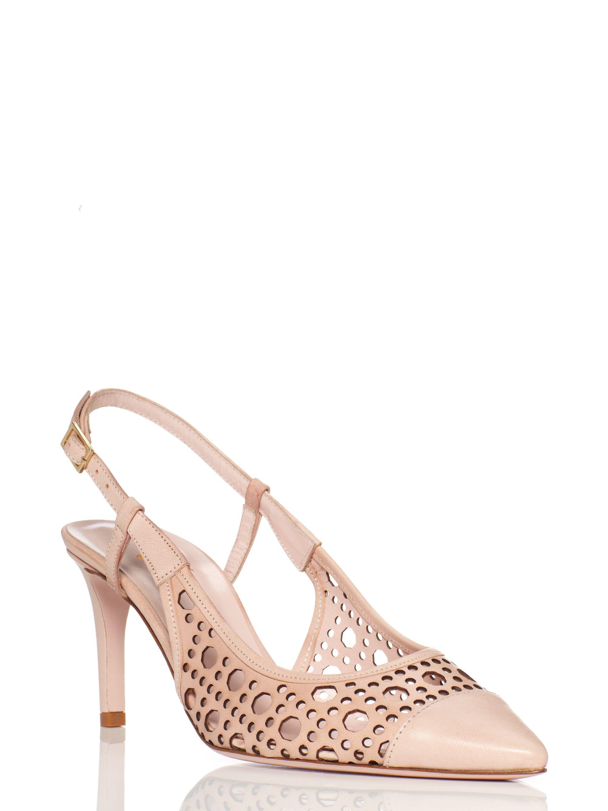 Petal Pink Heels