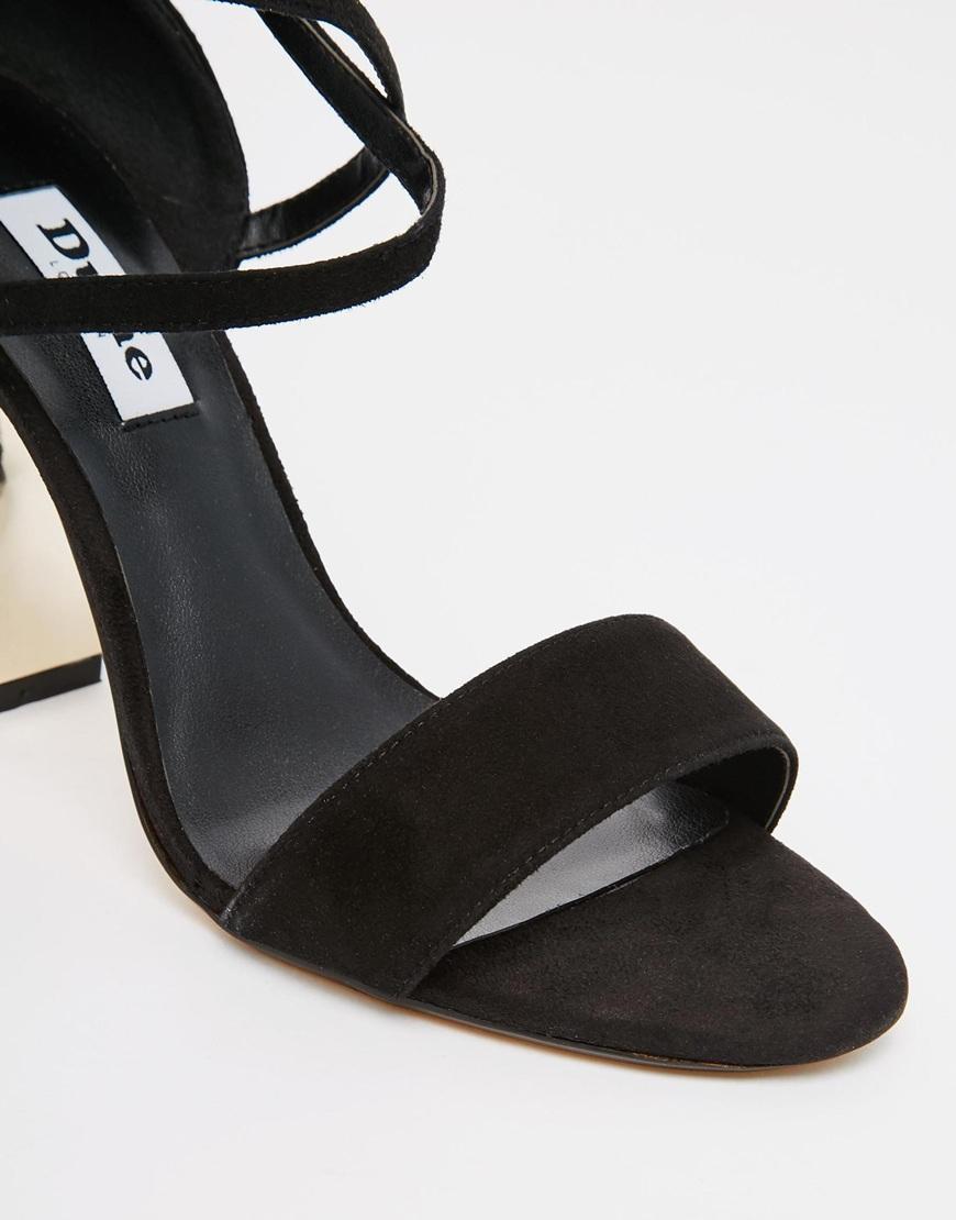 Black sandals dune - Gallery Women S Gold Sandals
