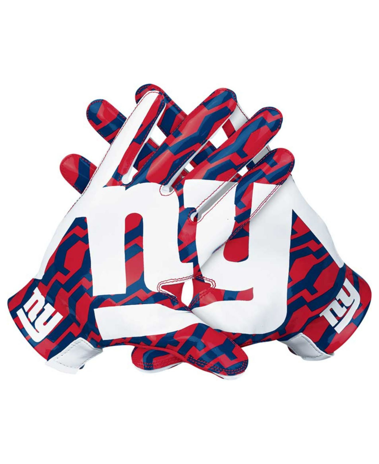 3b2eb2408 Lyst - Nike New York Giants Vapor Fly Team Authentic Glove in Blue ...