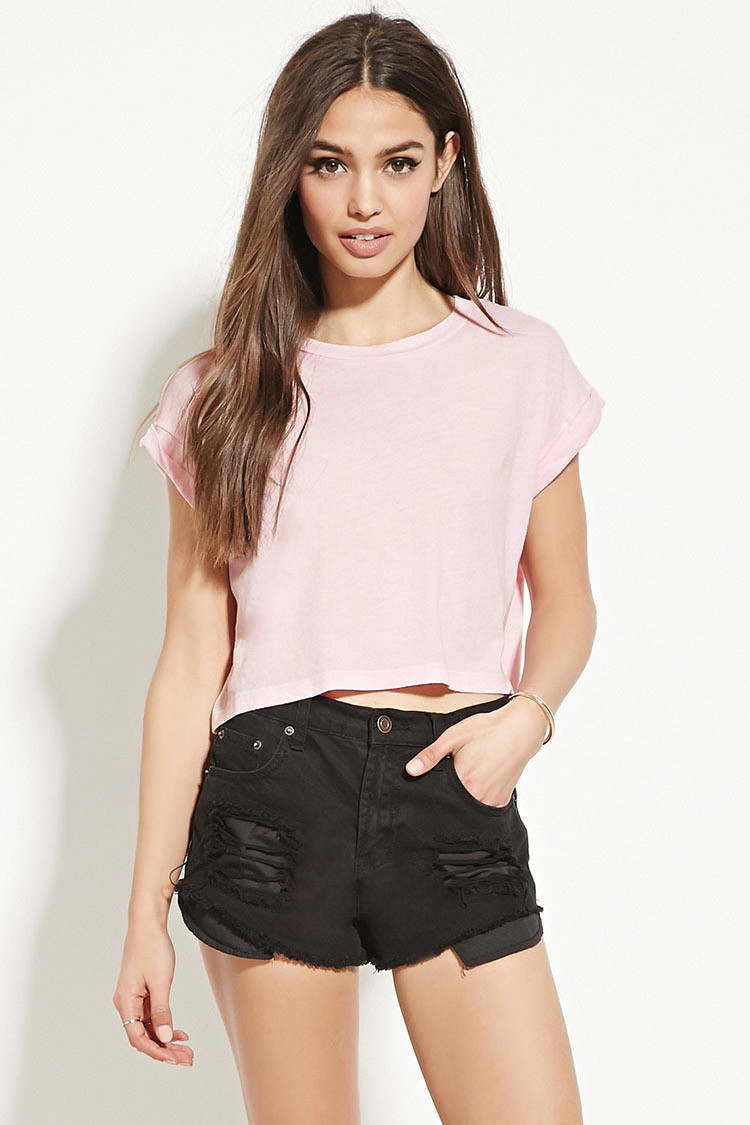 Customize your avatar with the Pink Lace Up Crop Top w/ Choker & Ripped Jeans and millions of other items. Mix & match this pants with other items to create an avatar that is unique to you!