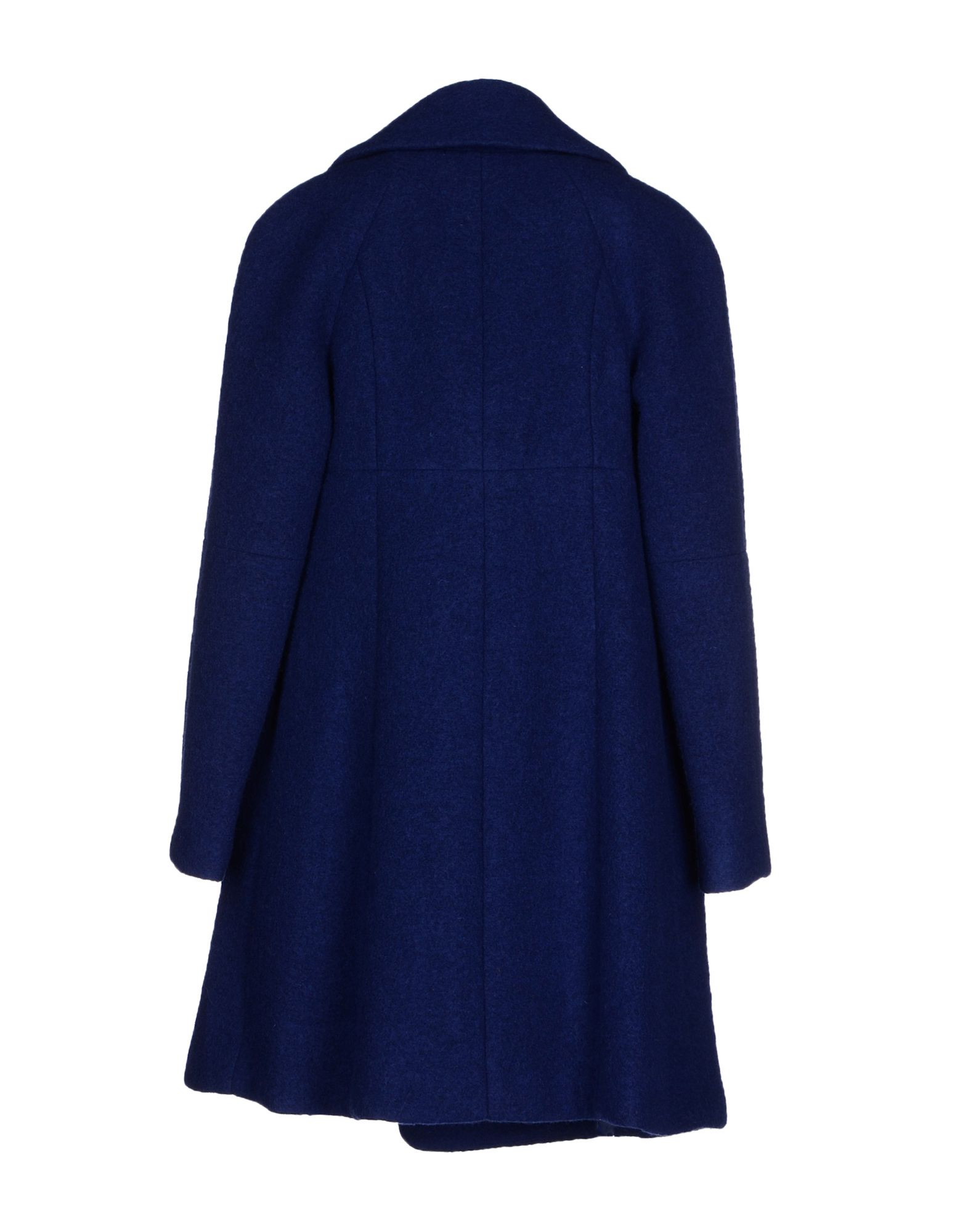 Opening Ceremony Fall 2015: Opening Ceremony Coat In Blue