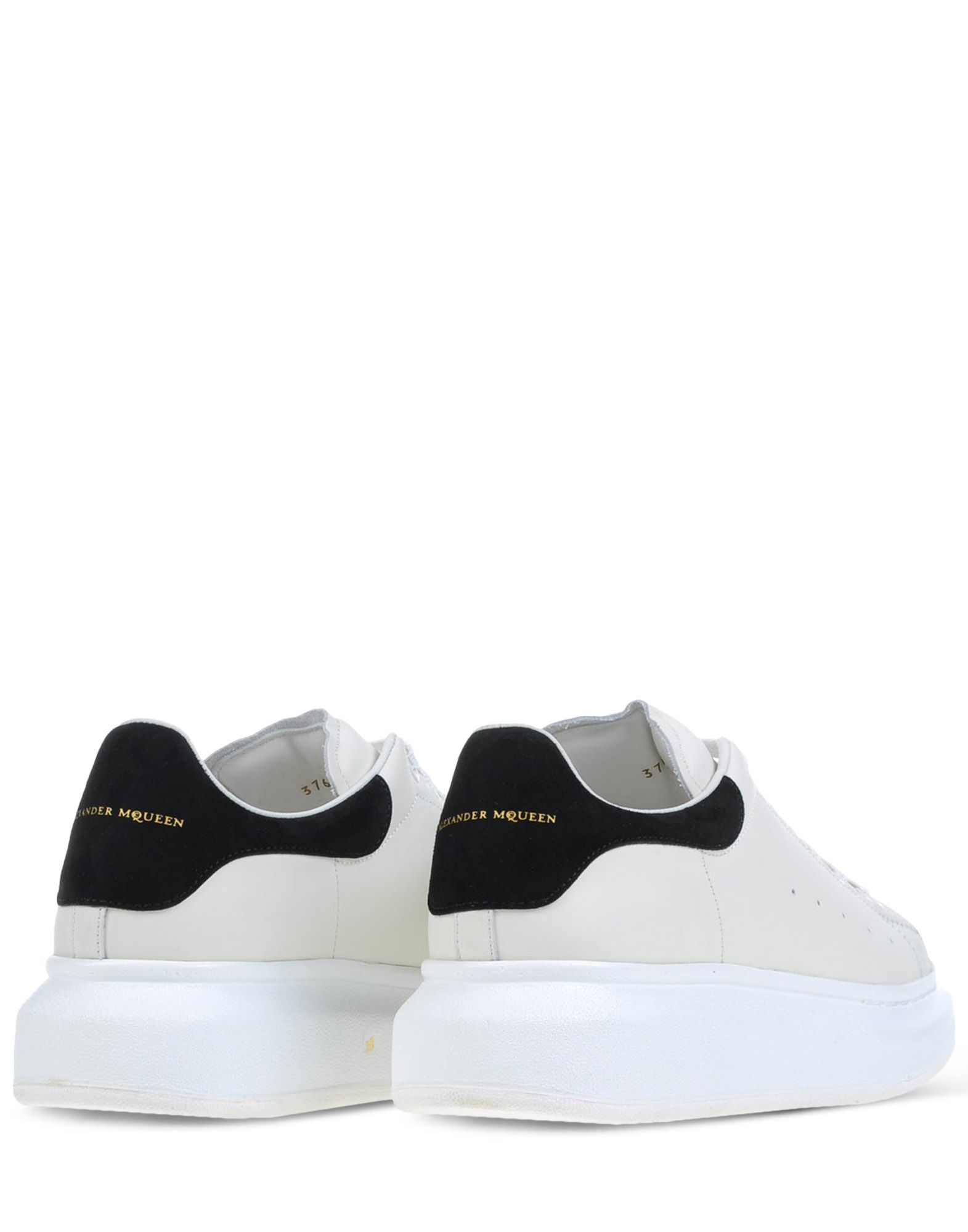 Alexander Mcqueen Low Tops Amp Trainers In White Ivory Lyst