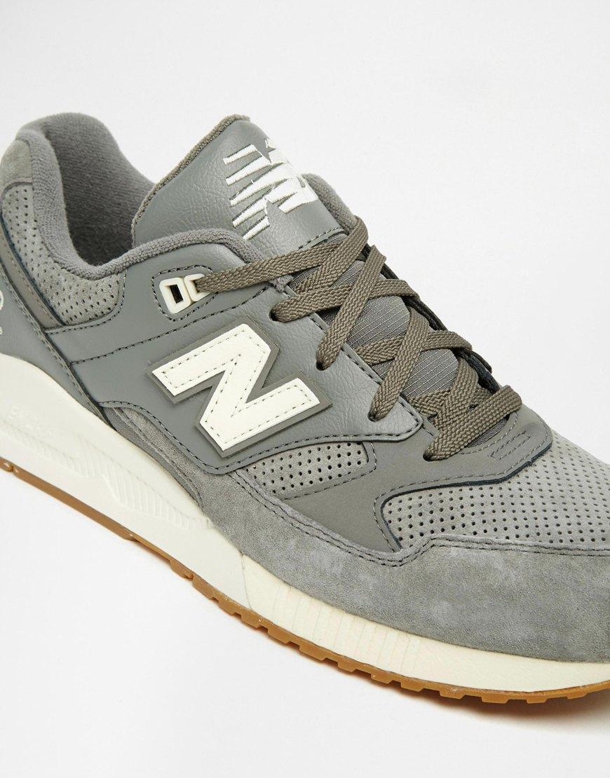 new balance 530 women's grey