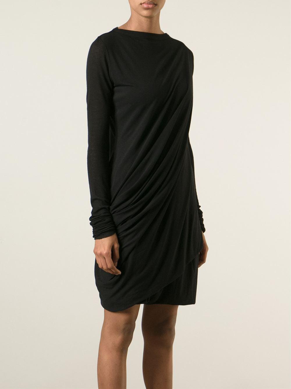 tunic dress Rick Owens AhnSB8ztR
