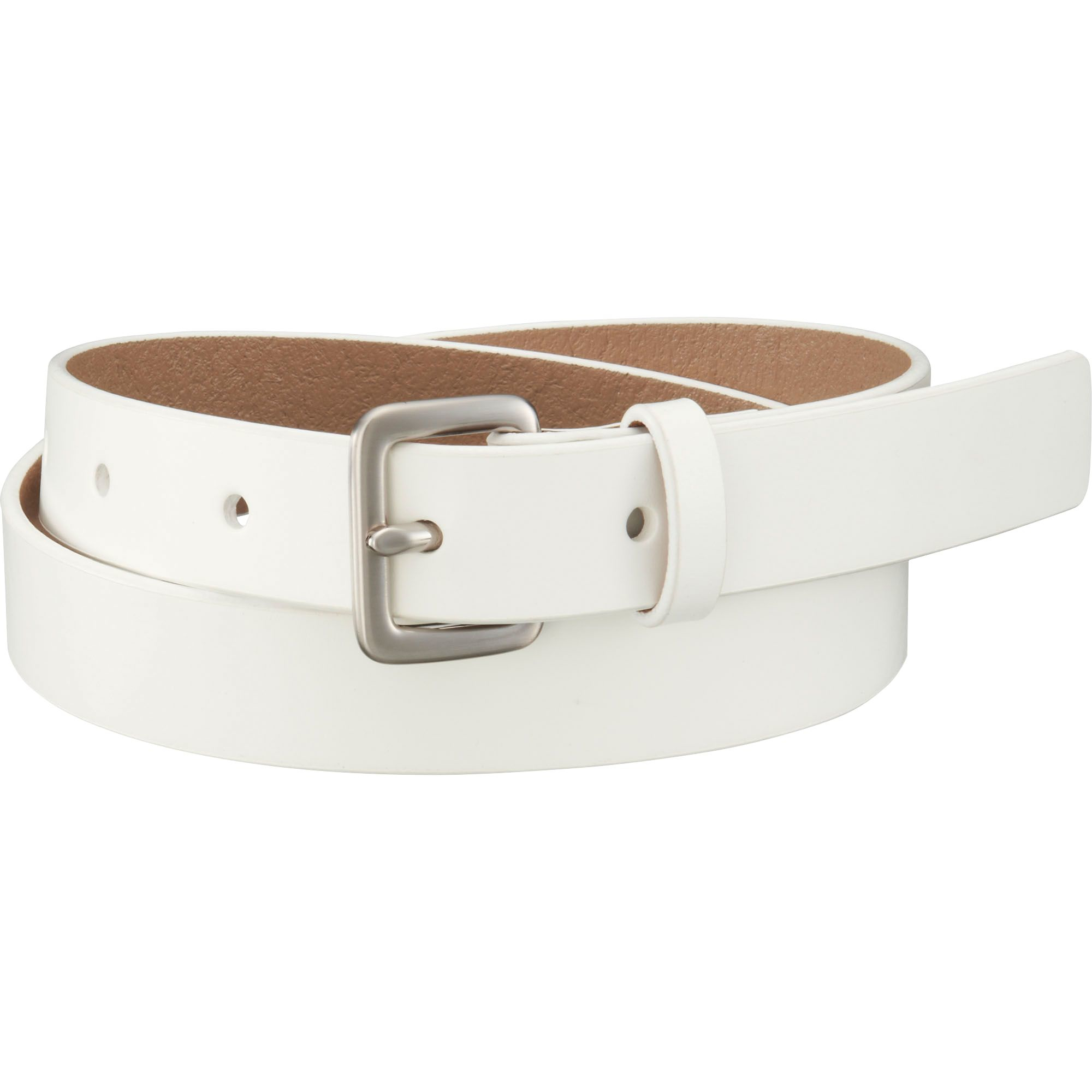 Women's Belts: Free Shipping on orders over $45 at rabbetedh.ga - Your Online Belts Store! Get 5% in rewards with Club O! EMP Unisex White Bonded-leather Grommet 2-holes Belt. 13 Reviews. Quick View Belt Shak Women's Italian Leather Belt with Celtic Knot Buckle. More Options.