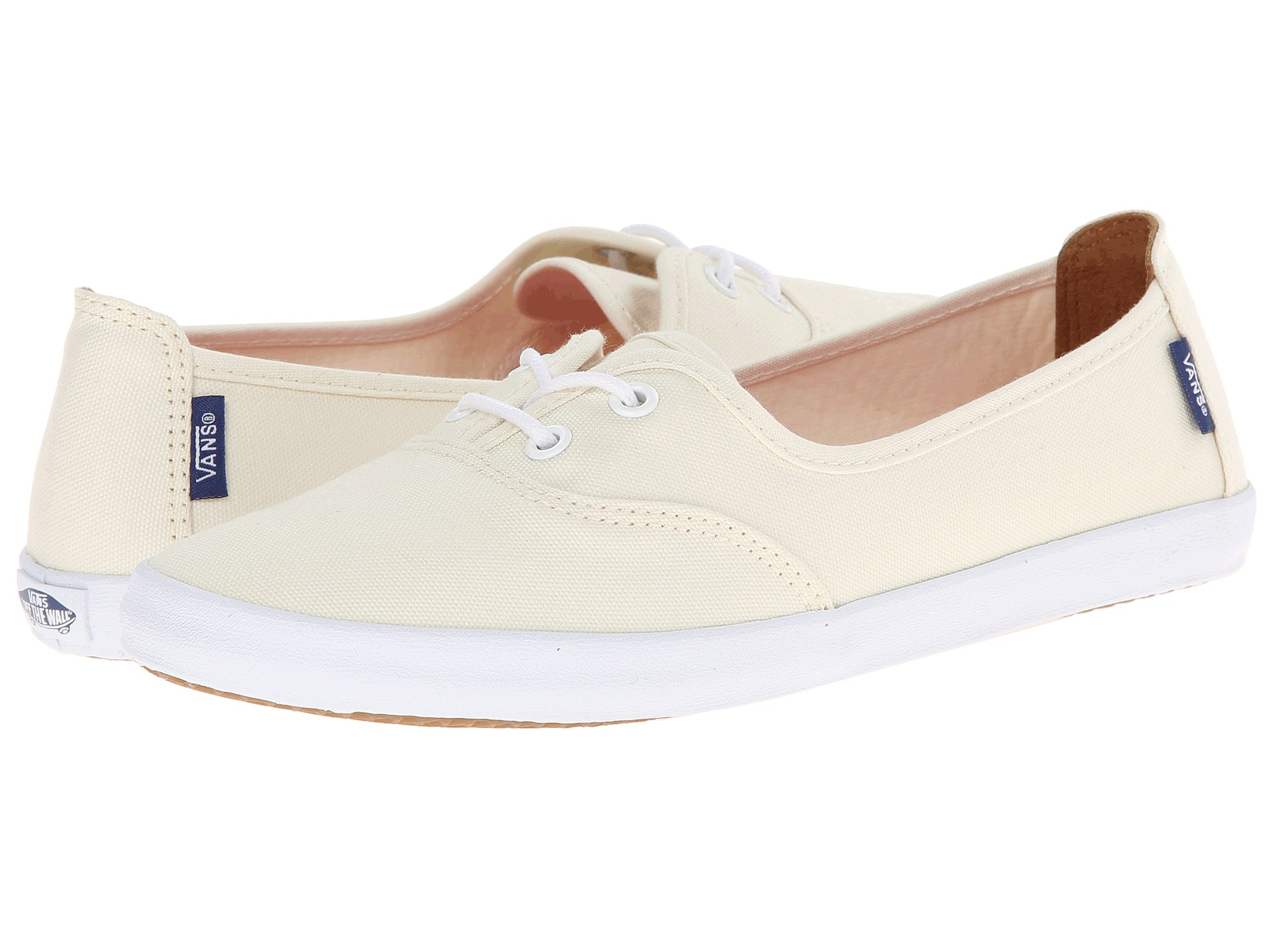 f1a075740dc190 Lyst - Vans Solana in Natural